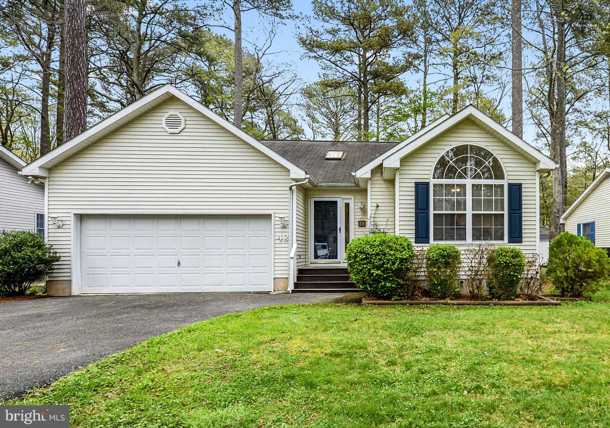 Another Property Sold - 42 Burr Hill Drive, Ocean Pines, MD 21811