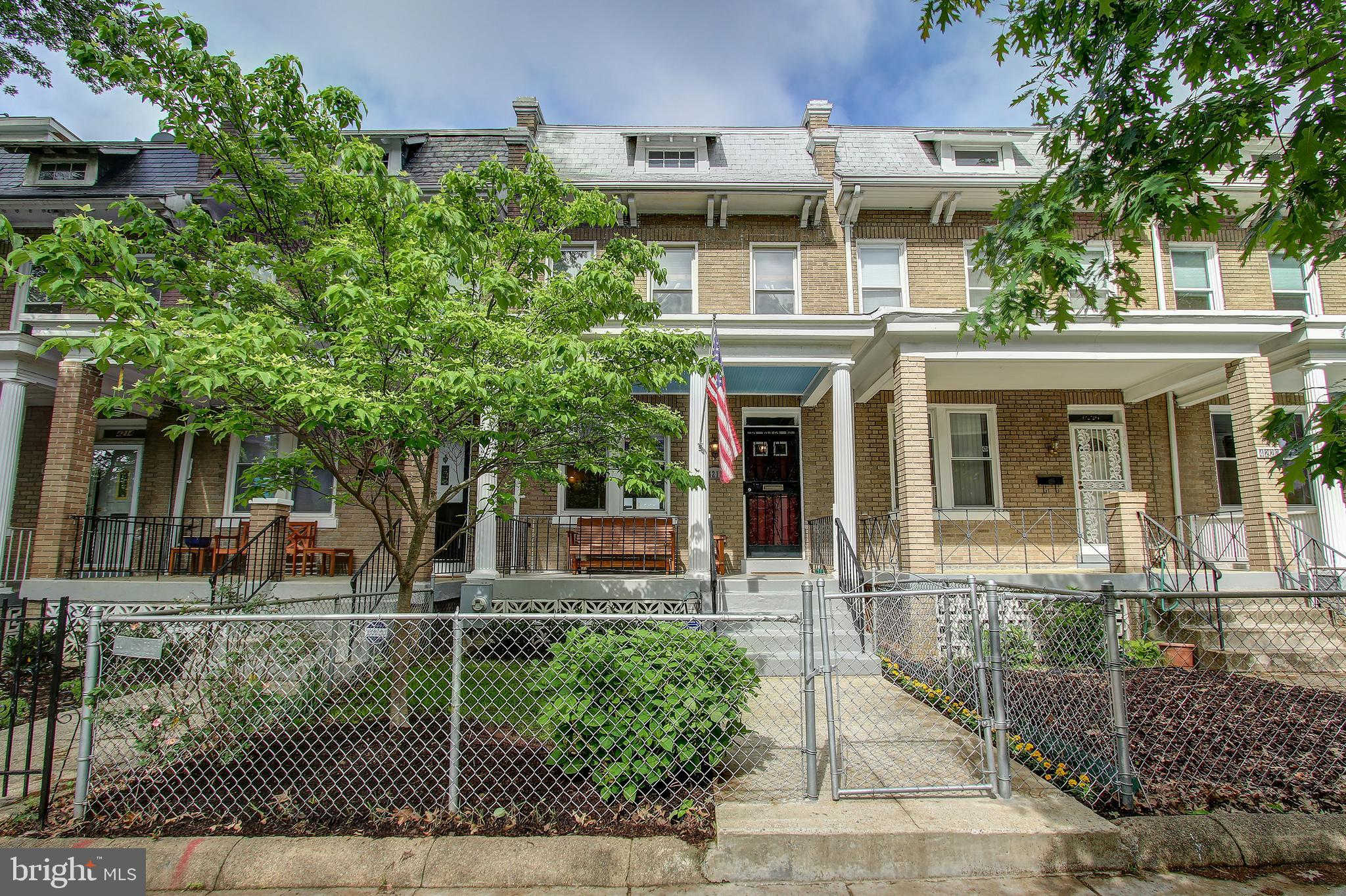 Another Property Sold - 4218 3RD Street NW, Washington, DC 20011