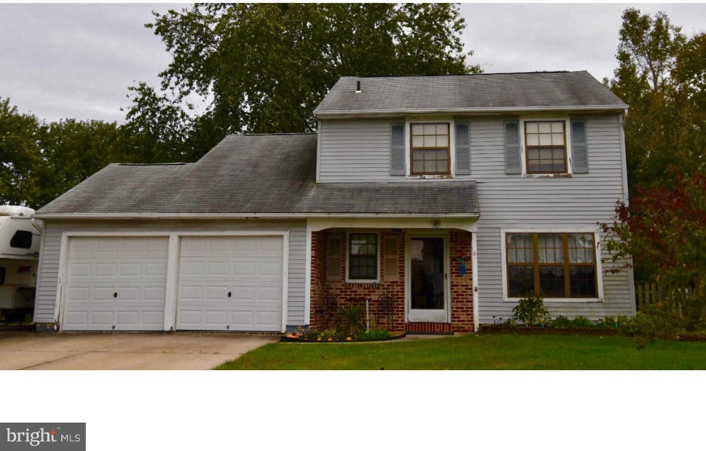 8 Woodcrest Drive, Mount Holly, NJ 08060 now has a new price of $210,000!