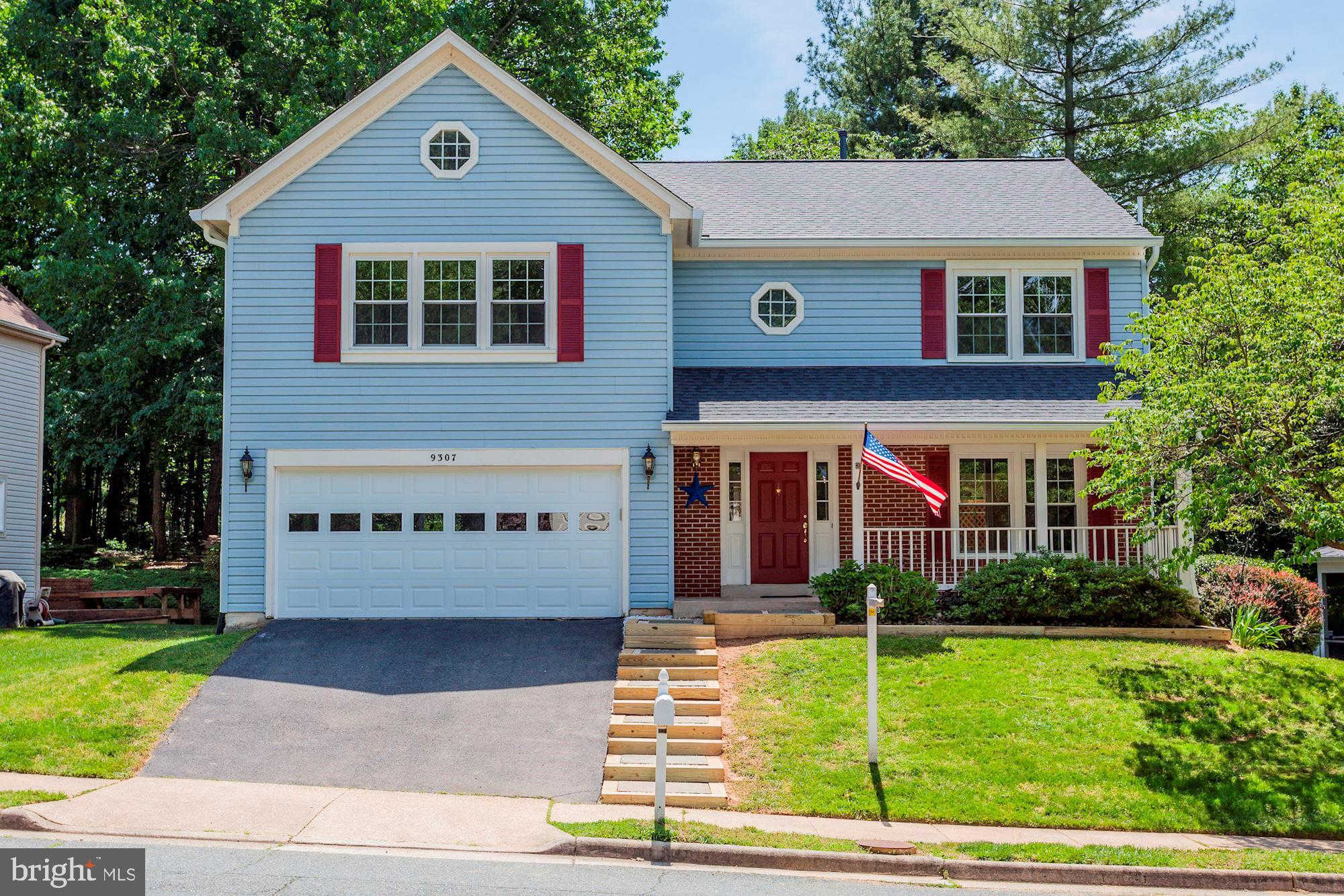 9307 Mainsail Drive, Burke, VA 22015 is now new to the market!