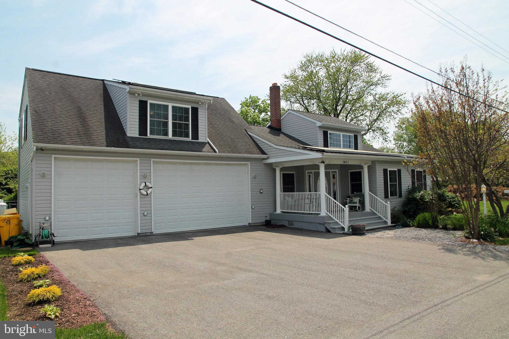 1411 Hallie Street, Edgewater, MD 21037 now has a new price of $495,000!
