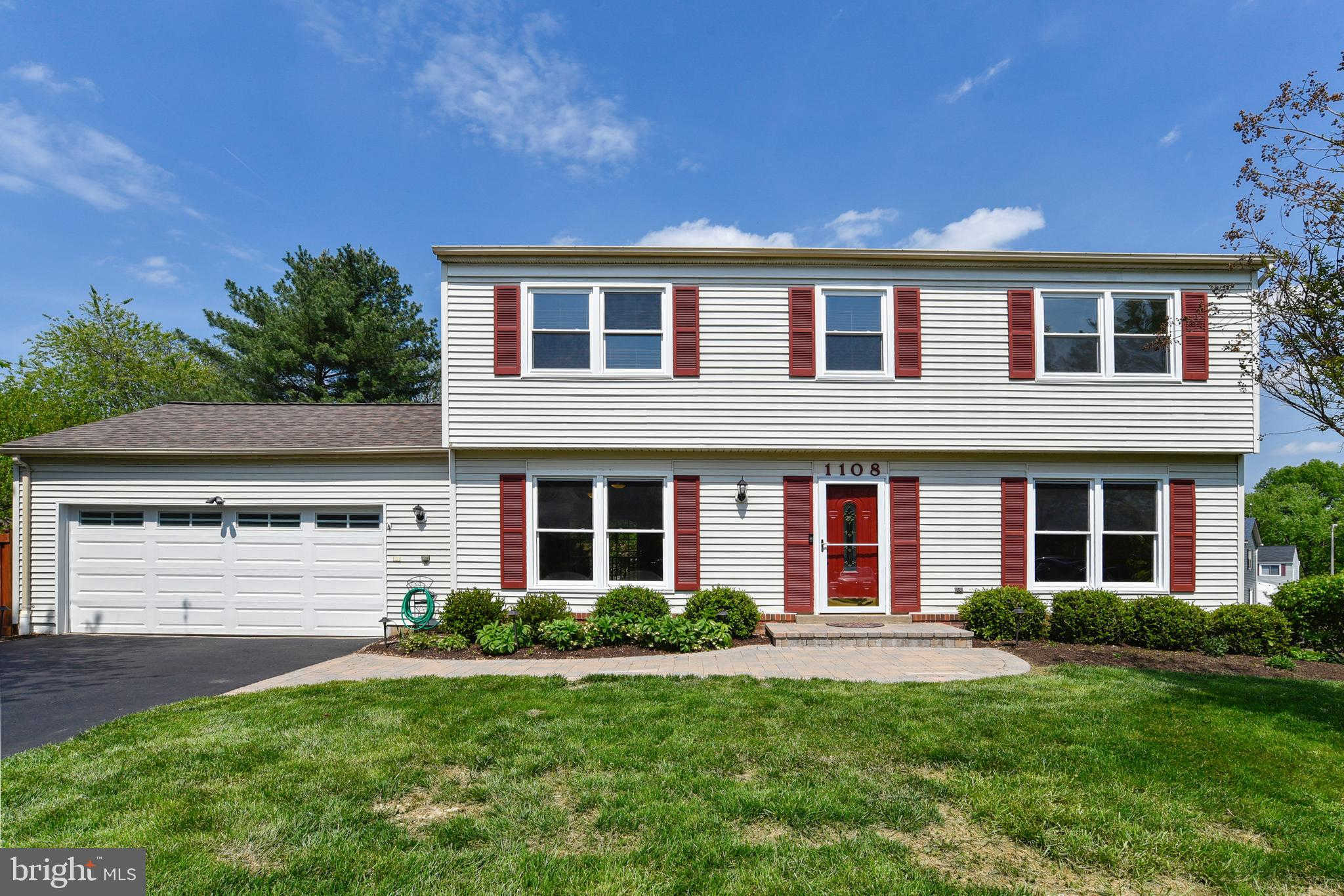 1108 Hertford Street, Herndon, VA 20170 is now new to the market!