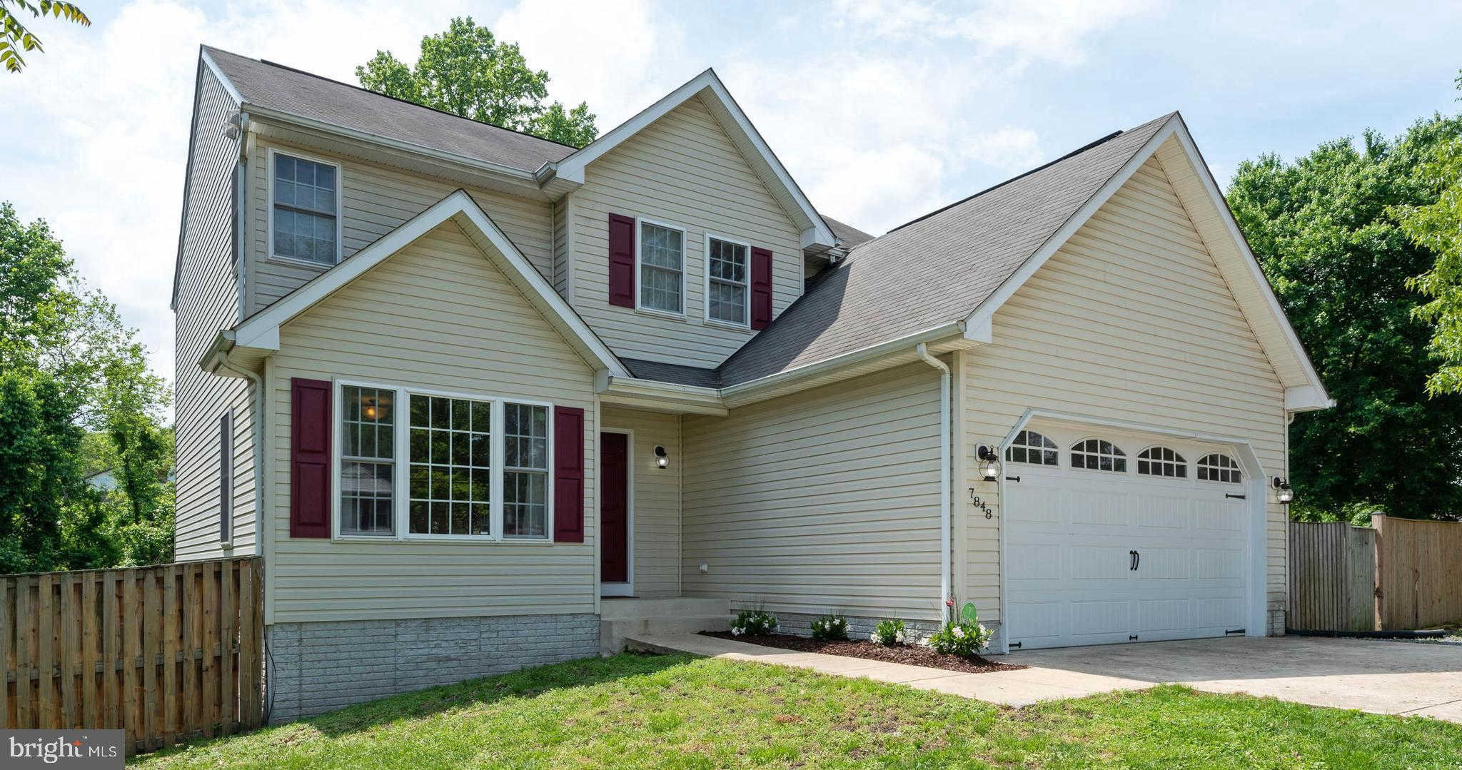 7848 Outing Avenue, Pasadena, MD 21122 now has a new price of $415,000!
