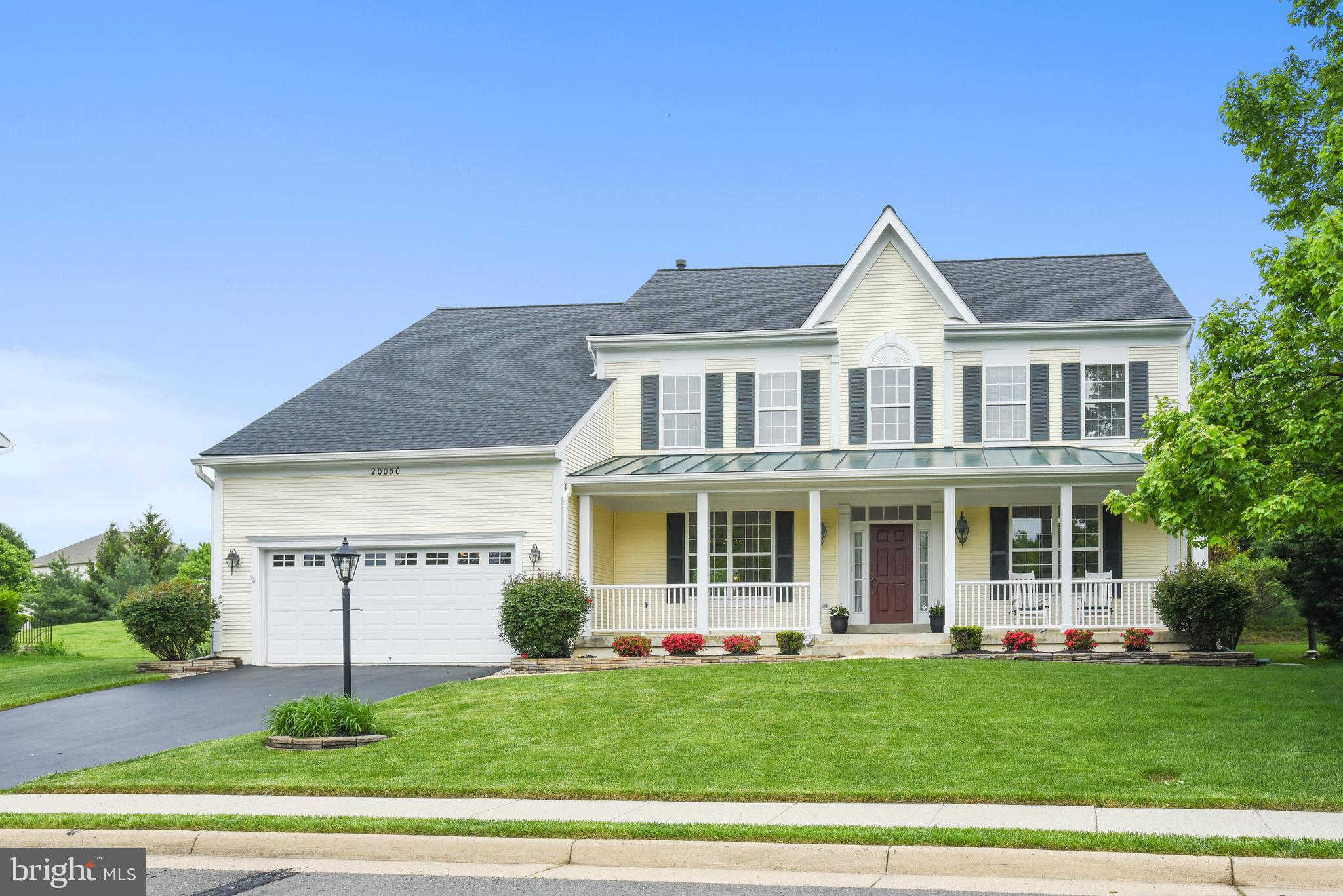20050 Alexandras Grove Drive, Ashburn, VA 20147 is now new to the market!