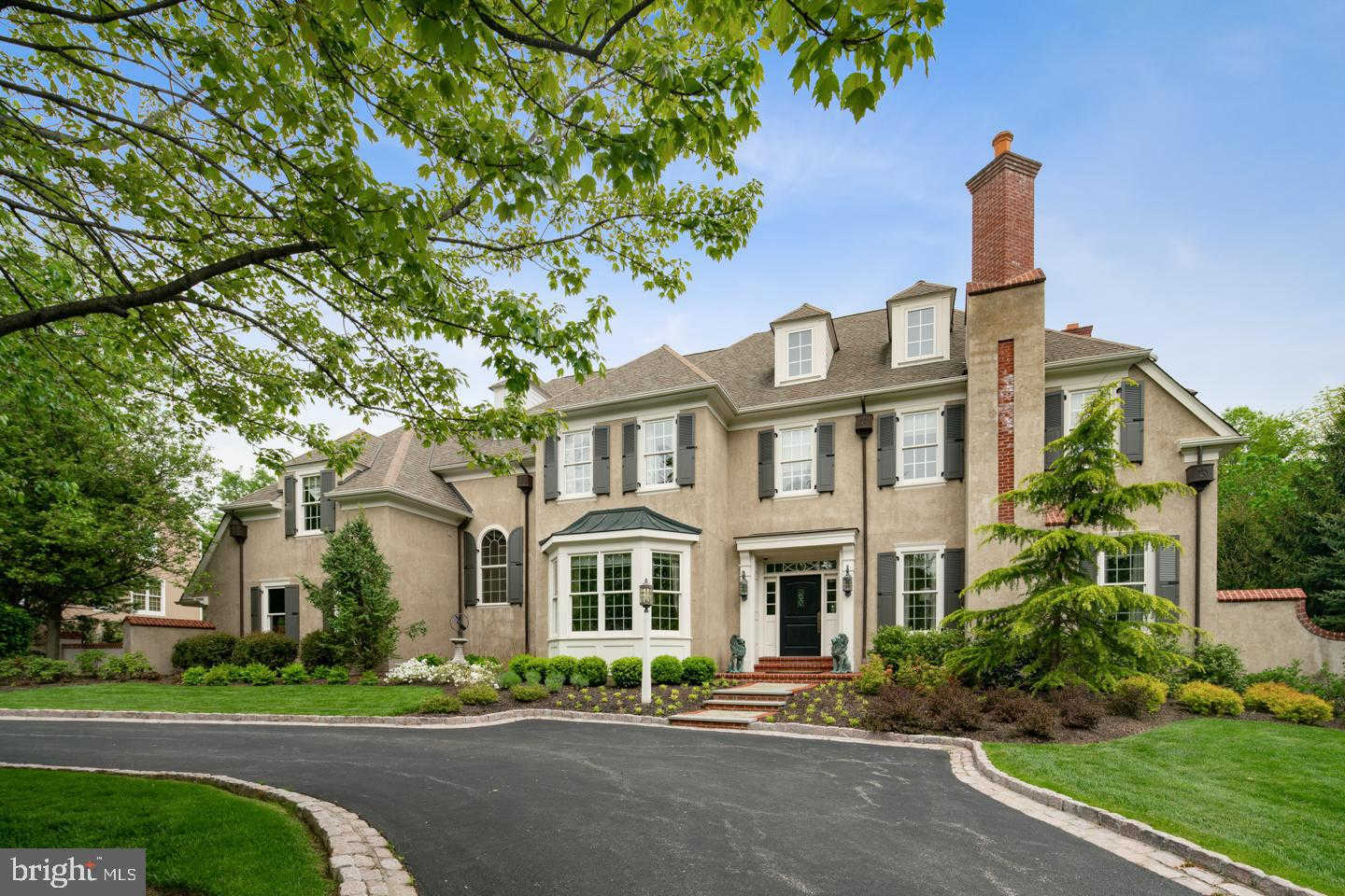 1331 Wooded Way, bryn Mawr, PA 19010 now has a new price of $1,850,000!