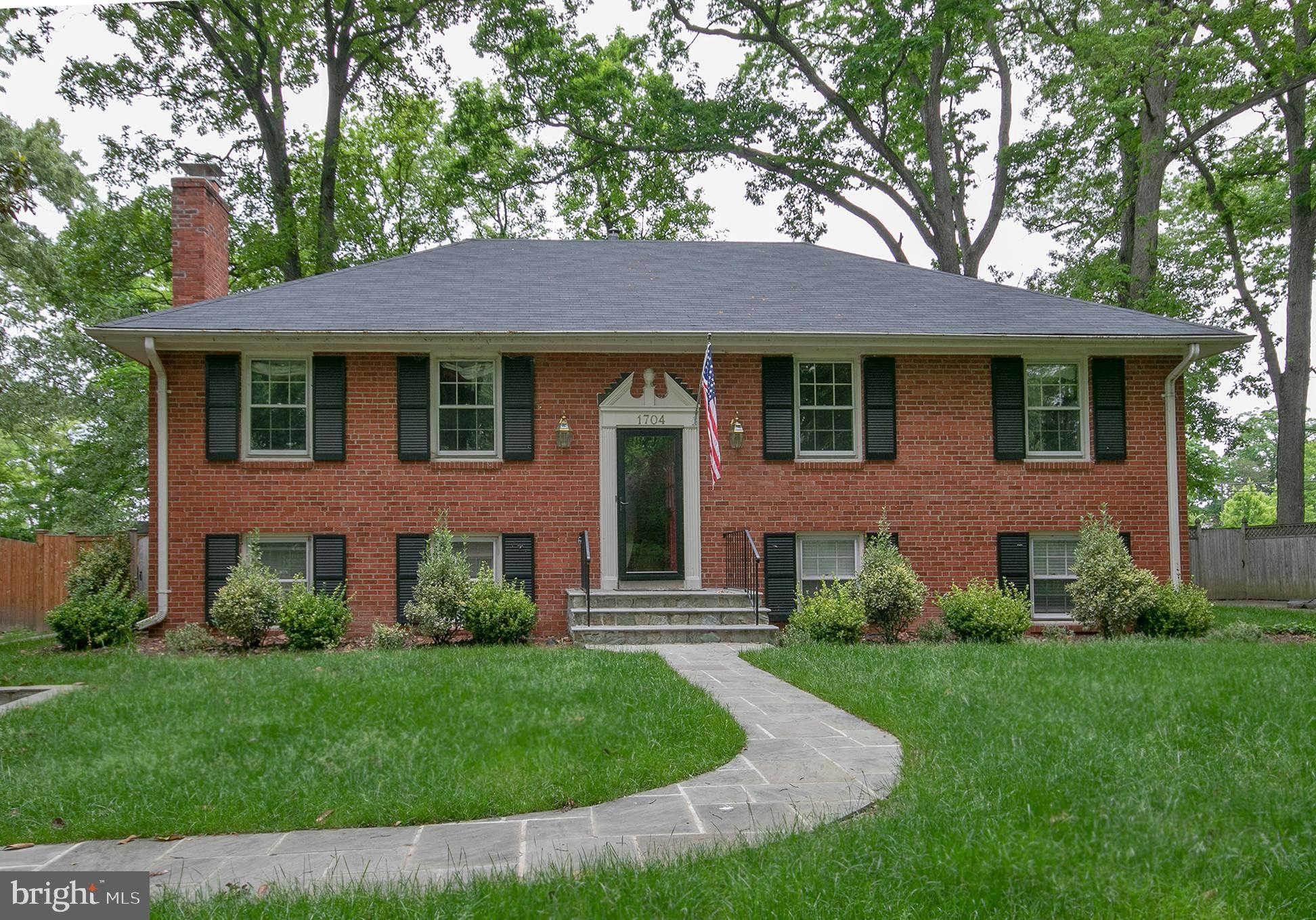 1704 Old Stage Road, Alexandria, VA 22308 is now new to the market!