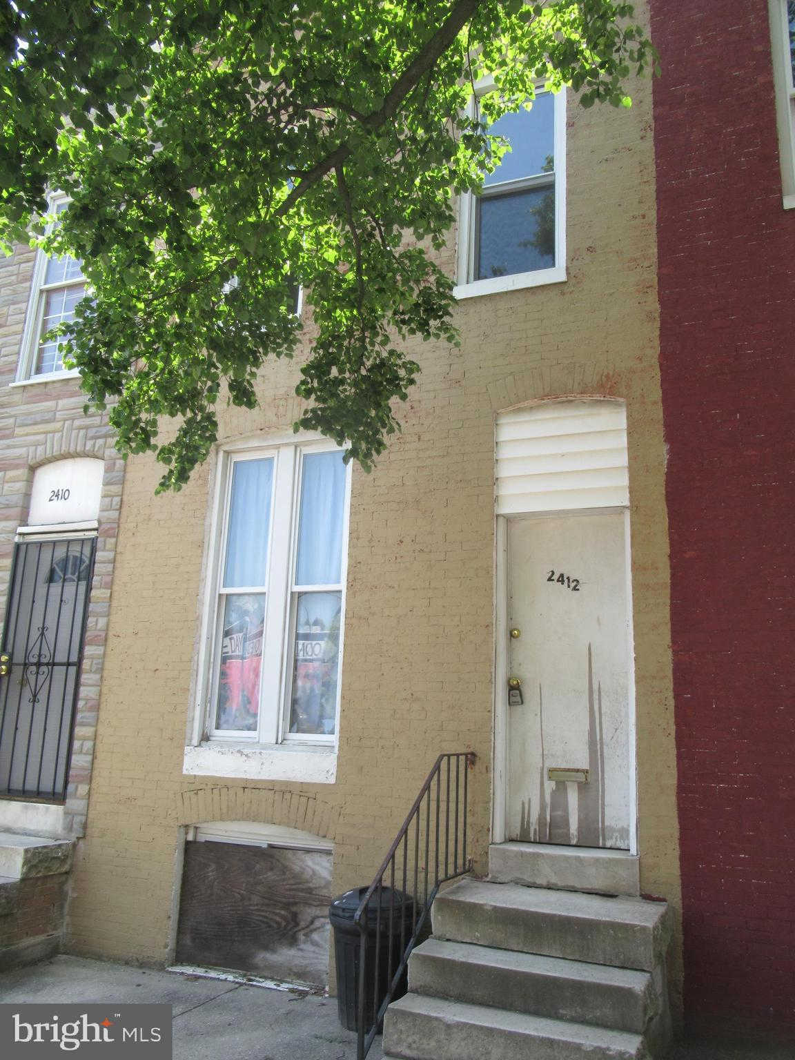 Video Tour  - 2412 Francis Street, Baltimore, MD 21217