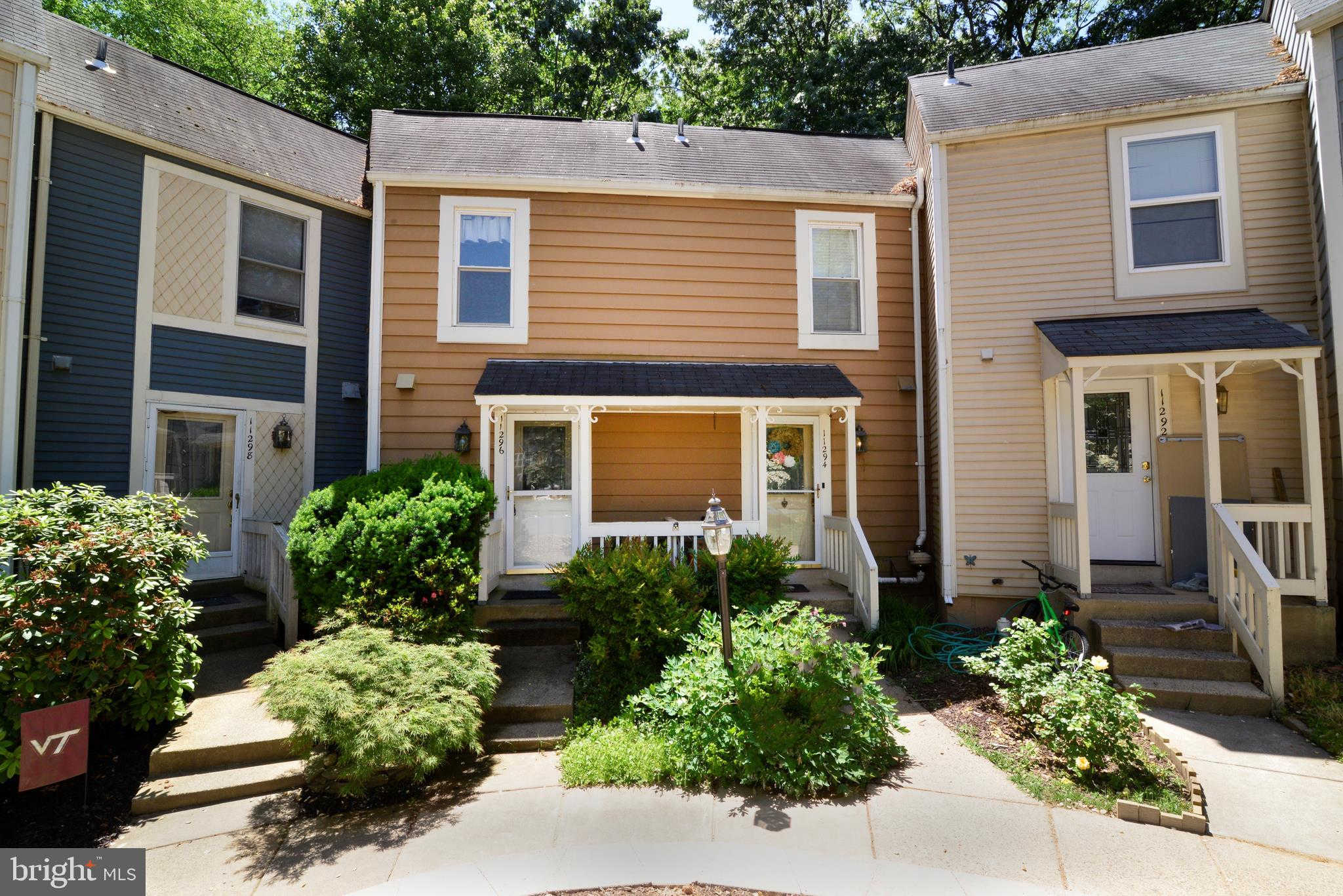 11296 Silentwood Lane, Reston, VA 20191 now has a new price of $374,900!
