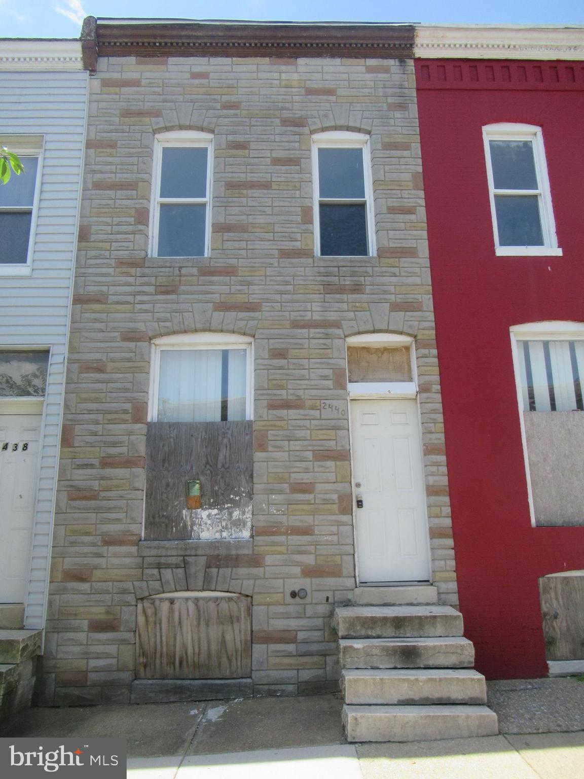 Video Tour  - 2440 Francis Street, Baltimore, MD 21217