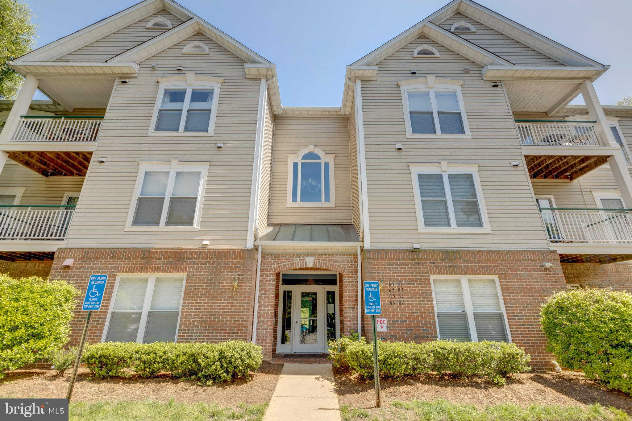 Video Tour  - 6583 Grange Lane #202, Alexandria, VA 22315