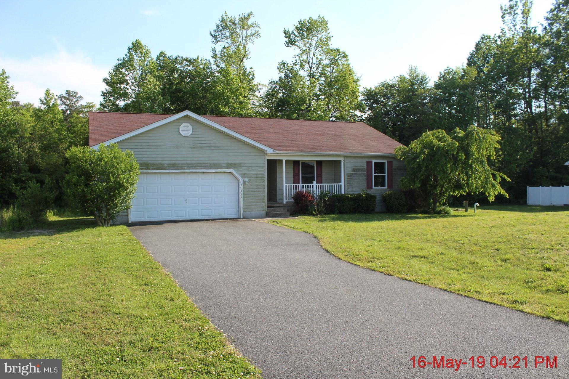 21804 Hackney Circle, Lincoln, DE 19960 is now new to the market!