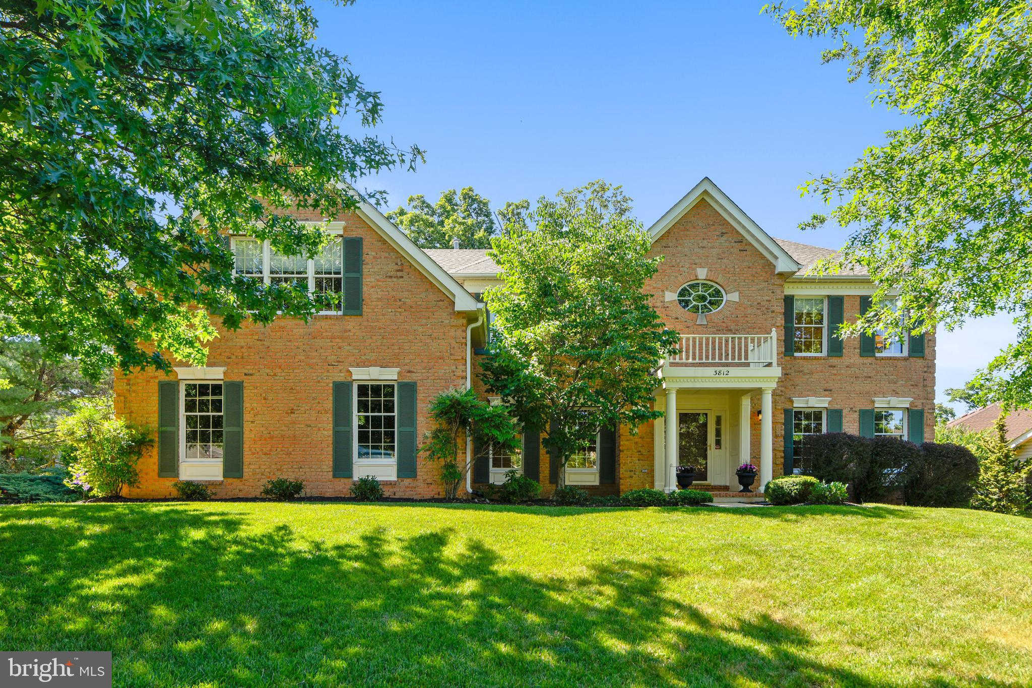 Another Property Sold - 3812 Hunt Manor Drive, Fairfax, VA 22033