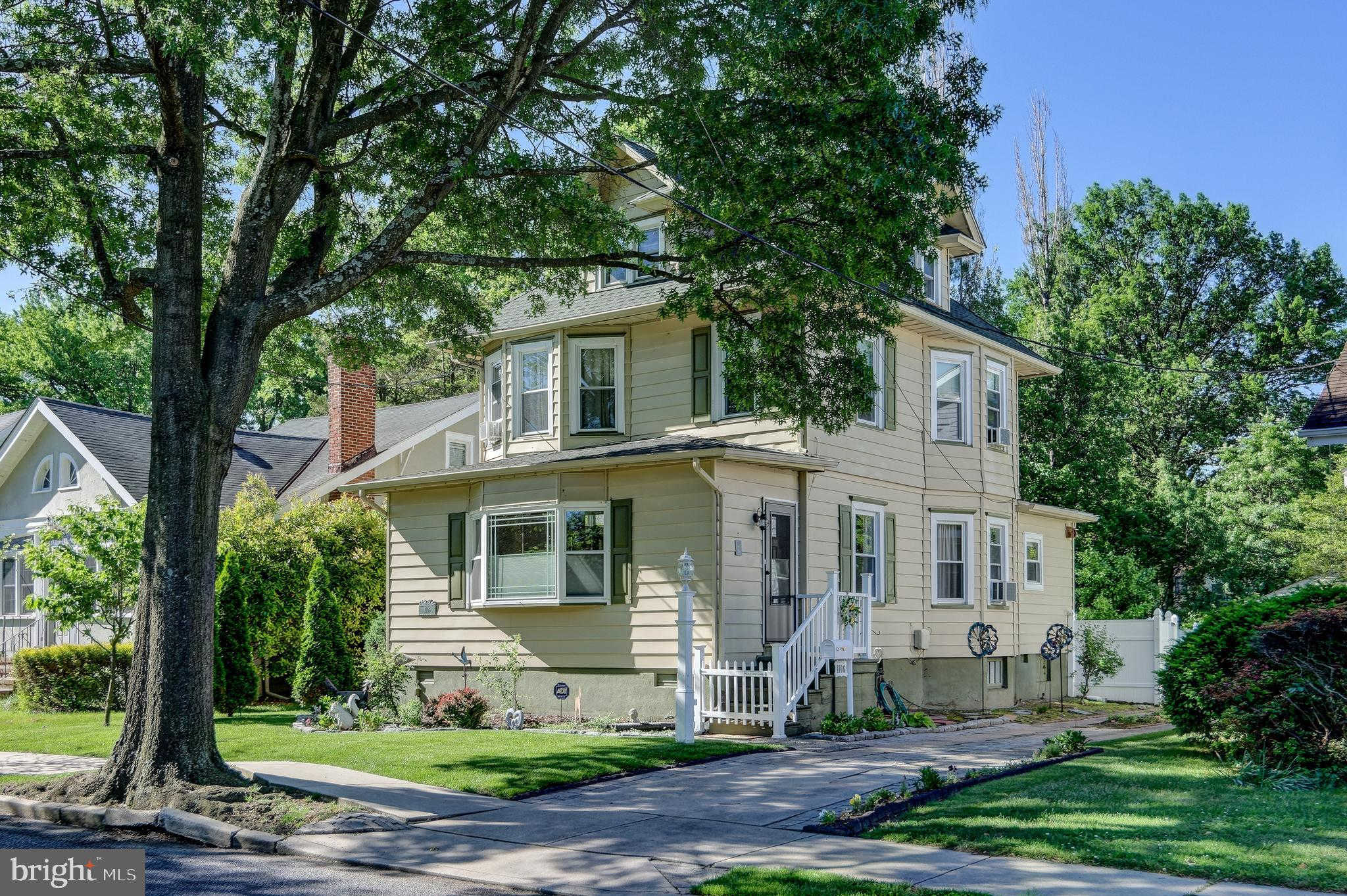 1106 Park Avenue, Collingswood, NJ 08108 now has a new price of $289,900!