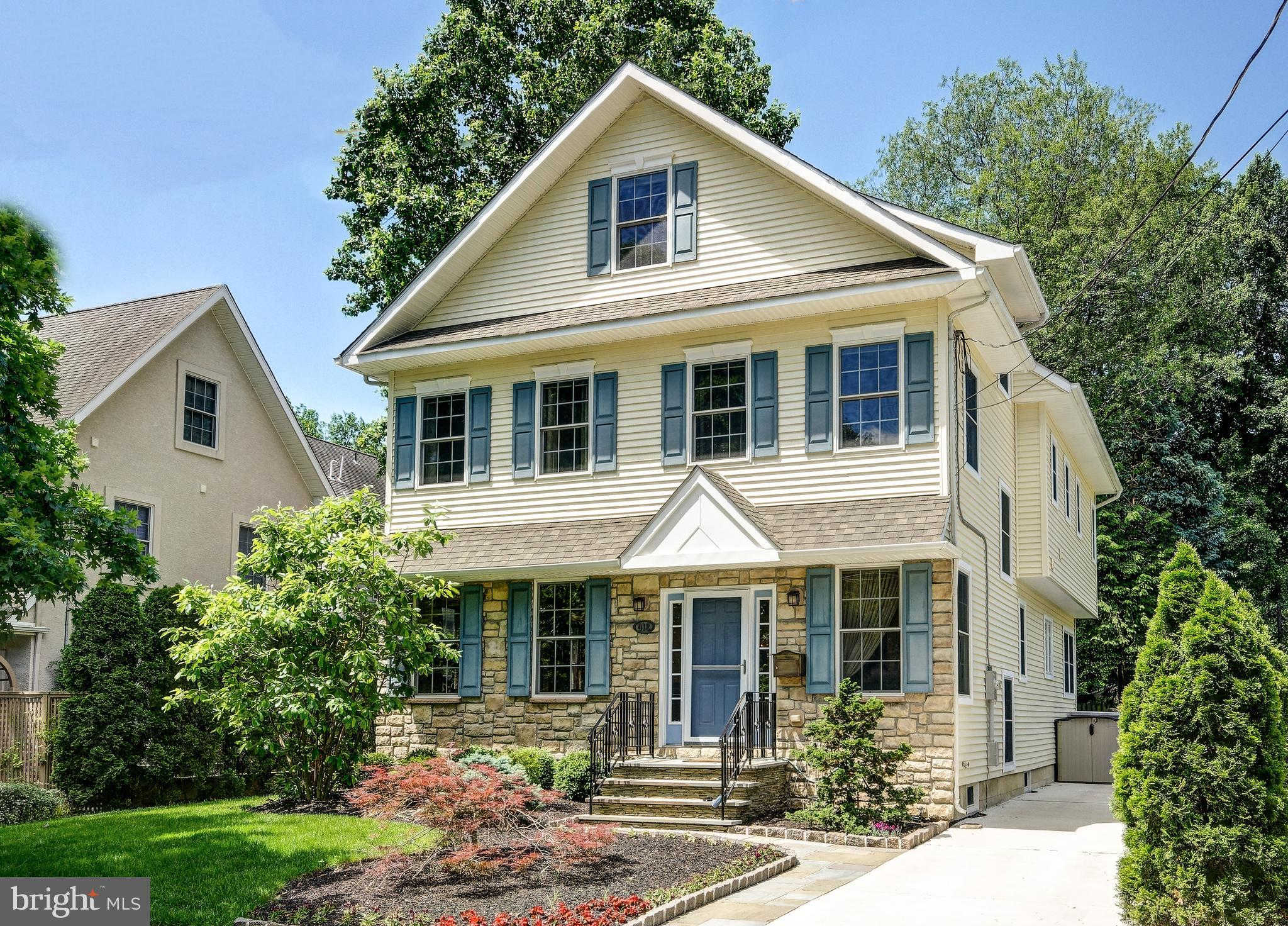 412 Spruce Street, Haddonfield, NJ 08033 now has a new price of $689,000!