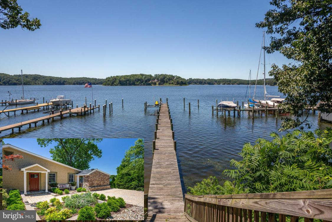 223 Long Point Road, Crownsville, MD 21032 now has a new price of $899,999!