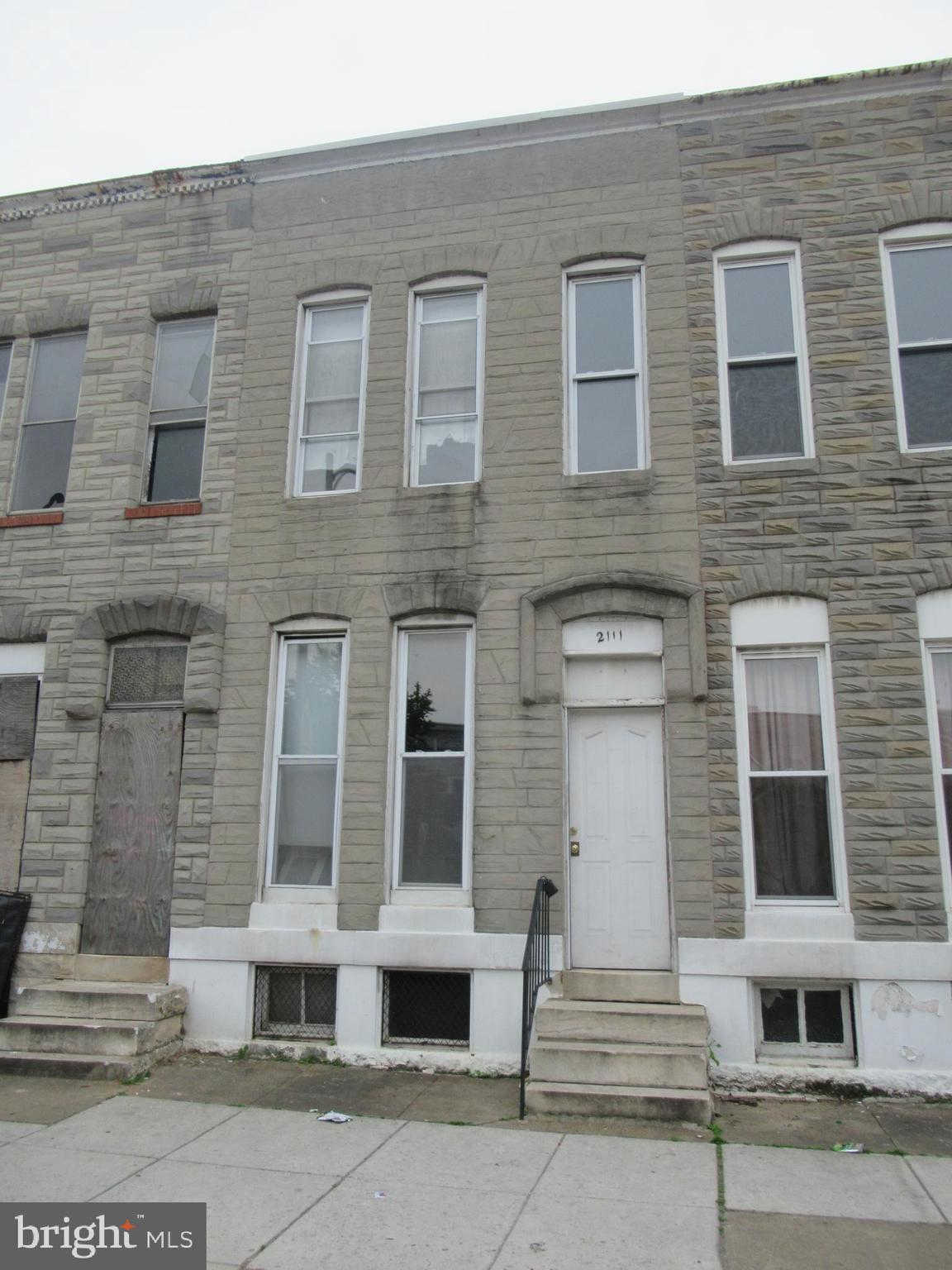 2111 Wilkens Avenue, Baltimore, MD 21223 is now new to the market!