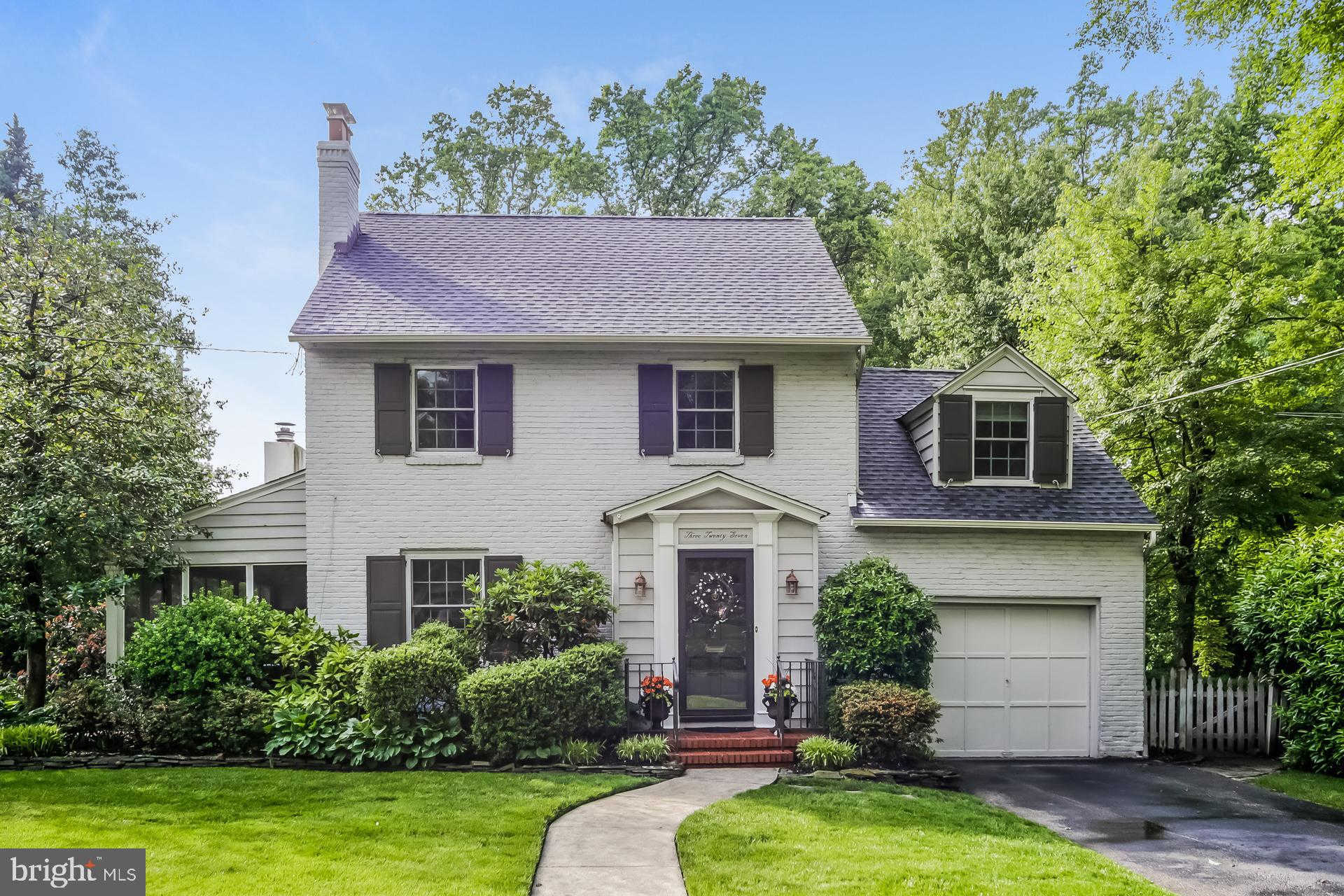 327 Elm Avenue, Haddonfield, NJ 08033 now has a new price of $585,000!