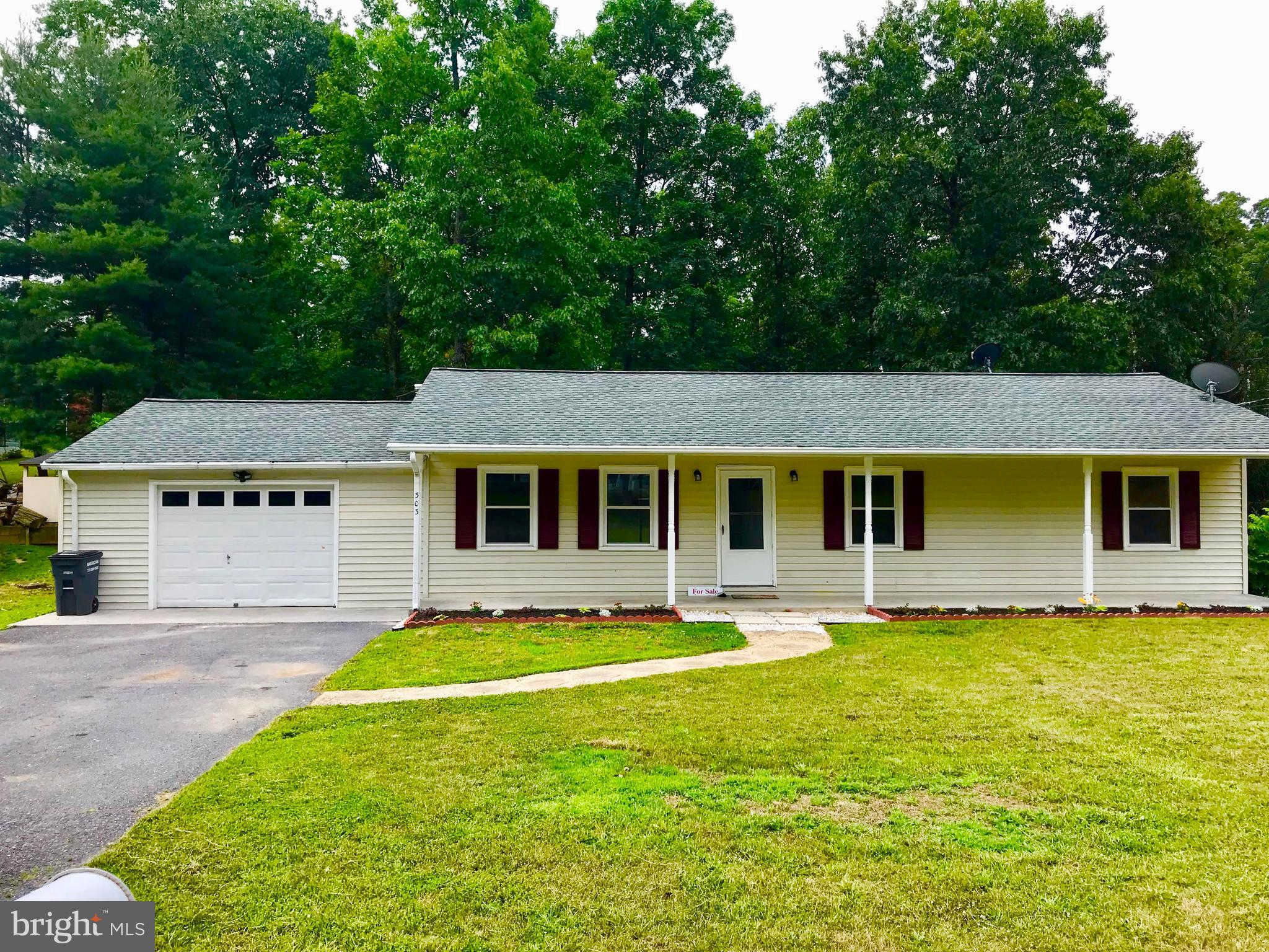 Another Property Sold - 303 Ridgefield Avenue, Stephens City, VA 22655
