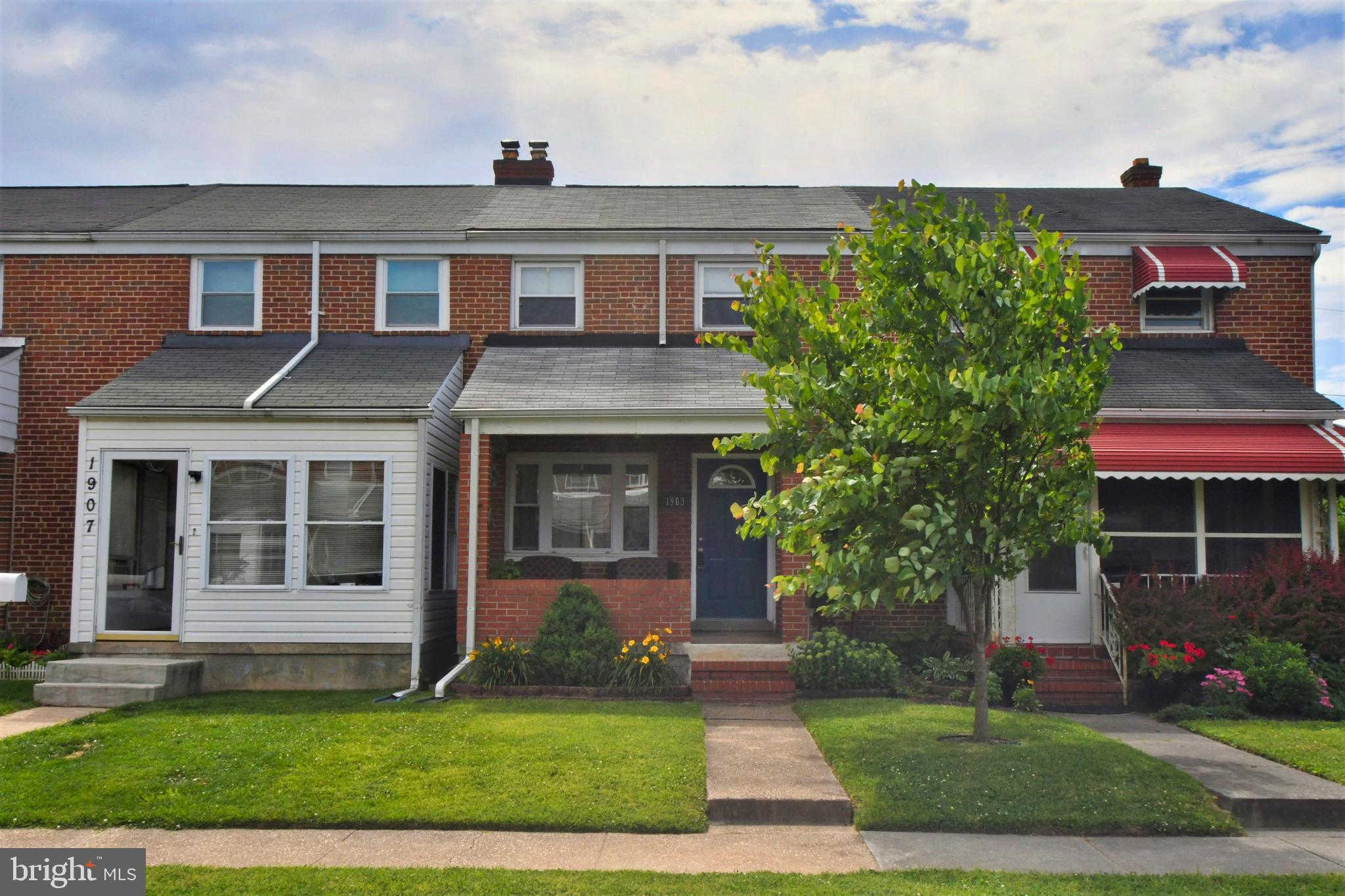 1909 Wareham Road, Baltimore, MD 21222 now has a new price of $149,900!