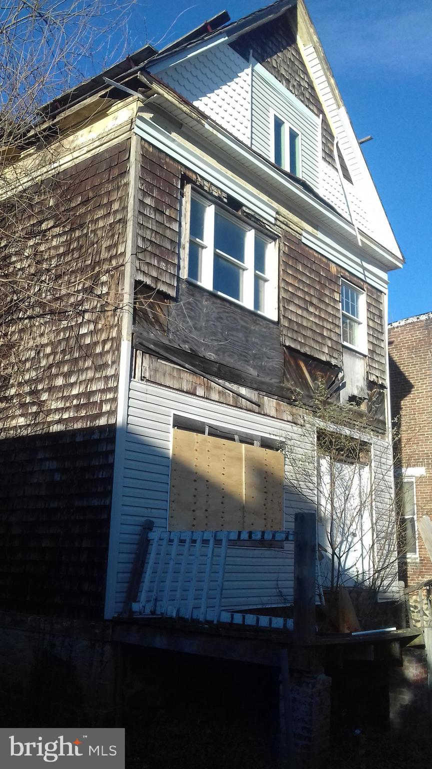 3100 Chelsea Terrace, Baltimore, MD 21216 now has a new price of $25,000!