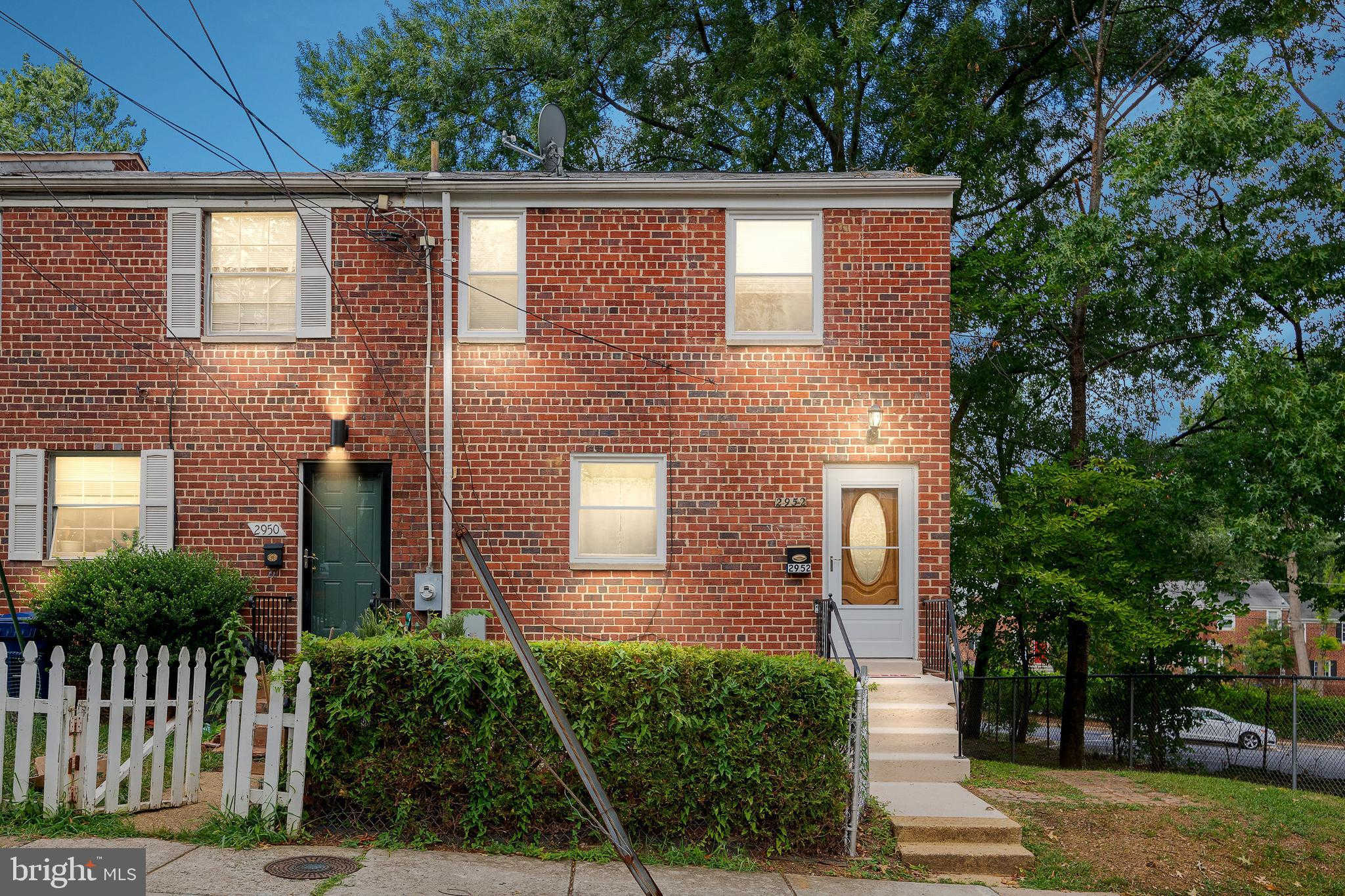 2952 Sycamore Street, Alexandria, VA 22305 is now new to the market!