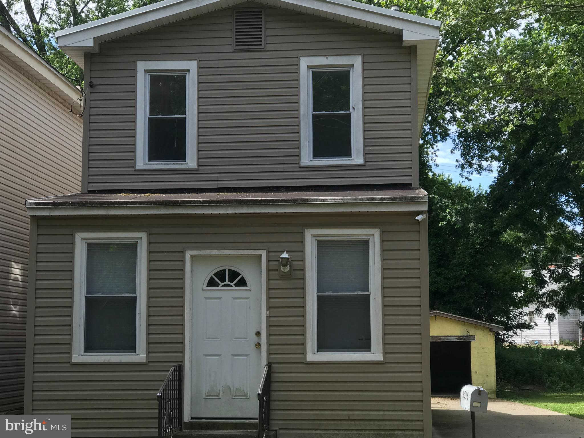 3516 Farragut Avenue, Camden, NJ 08105 is now new to the market!