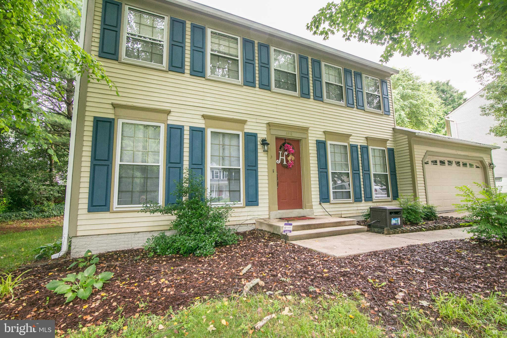 4912 Tallowwood Drive, Dumfries, VA 22025 now has a new price of $449,900!