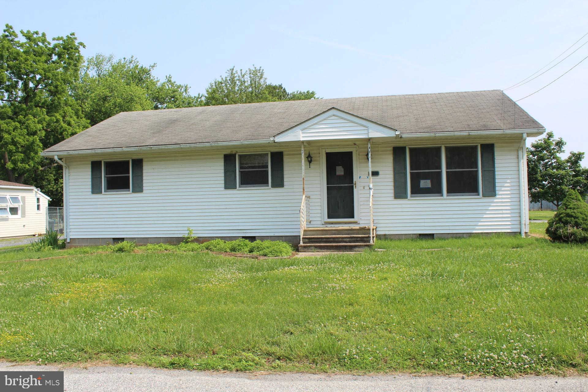 108 W Howard Street, Viola, DE 19979 now has a new price of $135,500!