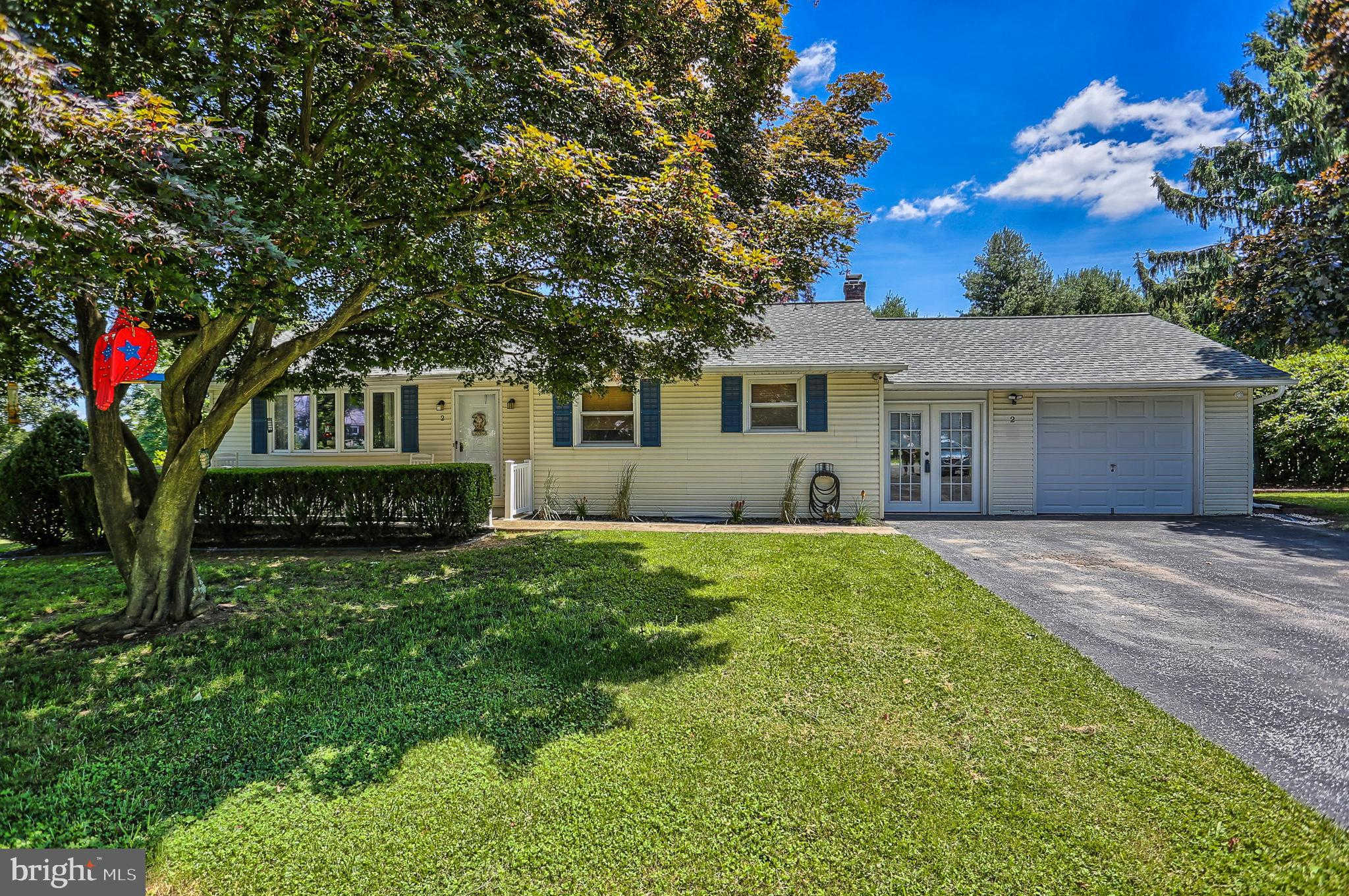2 Maurice Road, Mount Holly Springs, PA 17065 now has a new price of $218,000!