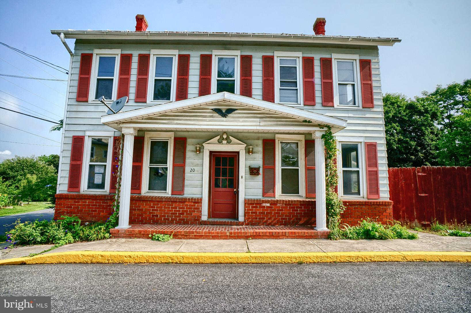 20 Fairfield Street, Newville, PA 17241 is now new to the market!