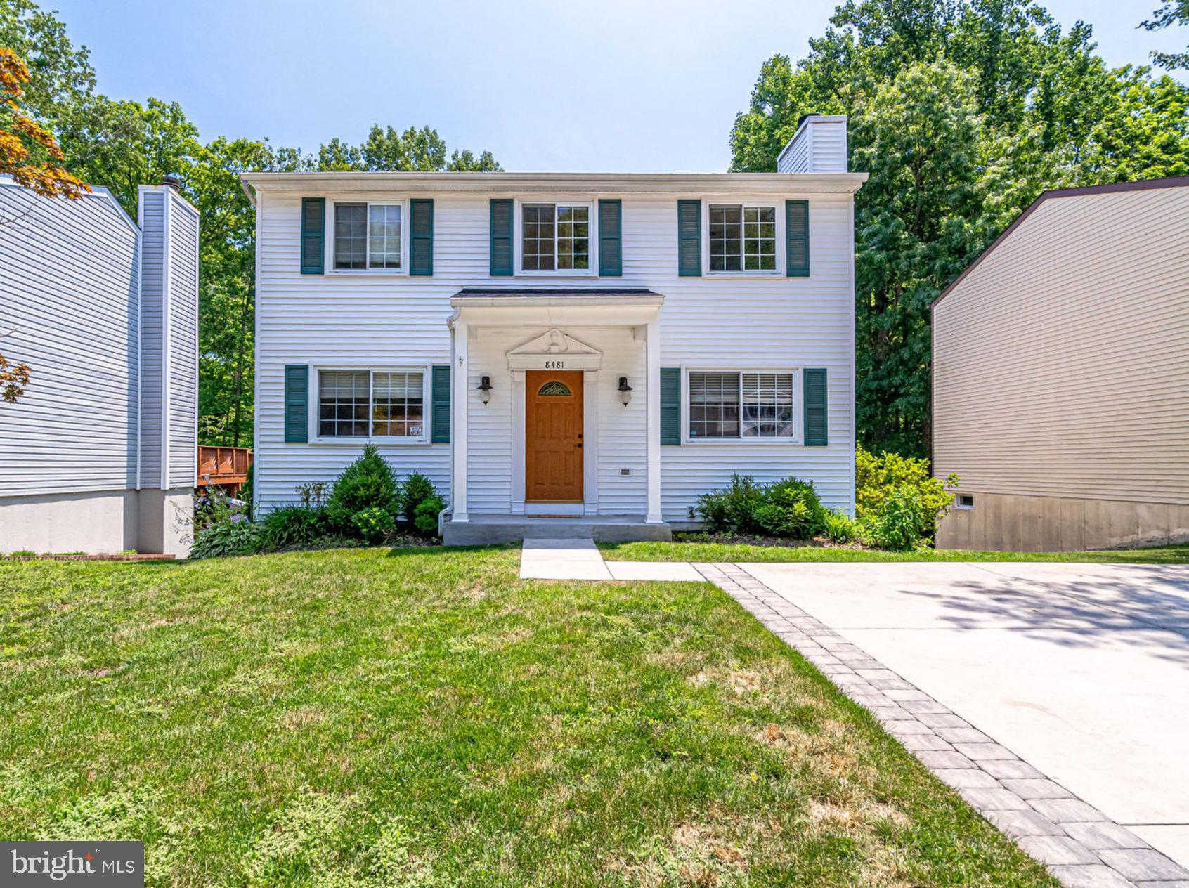 Another Property Sold - 8481 Magic Tree Court, Springfield, VA 22153