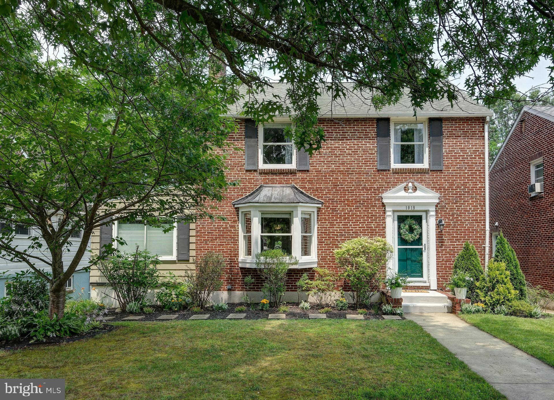 1019 Emerald Avenue, Haddon Township, NJ 08107 is now new to the market!