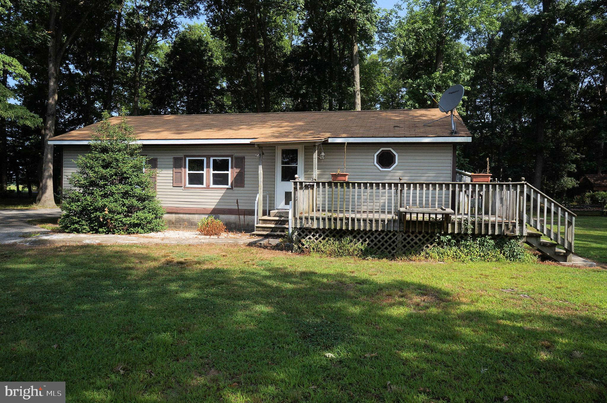 32487 Blackwater Road, Frankford, DE 19945 is now new to the market!