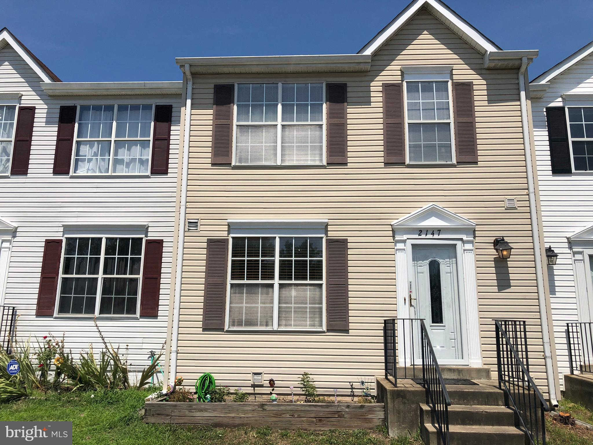 Another Property Sold - 2147 Fort Donelson Court, Dumfries, VA 22026