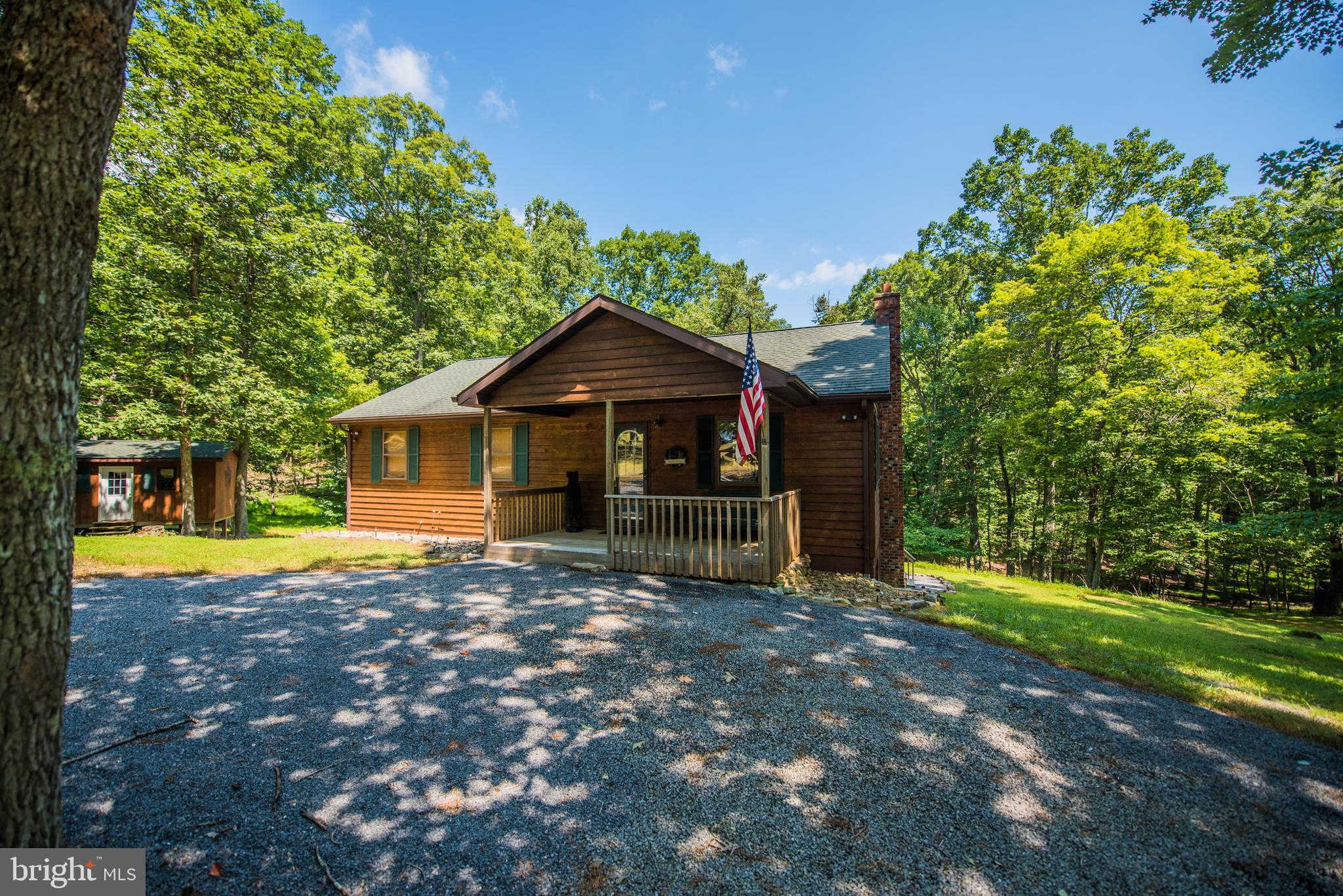 181 Butterfly Lane, Great Cacapon, WV 25422 is now new to the market!