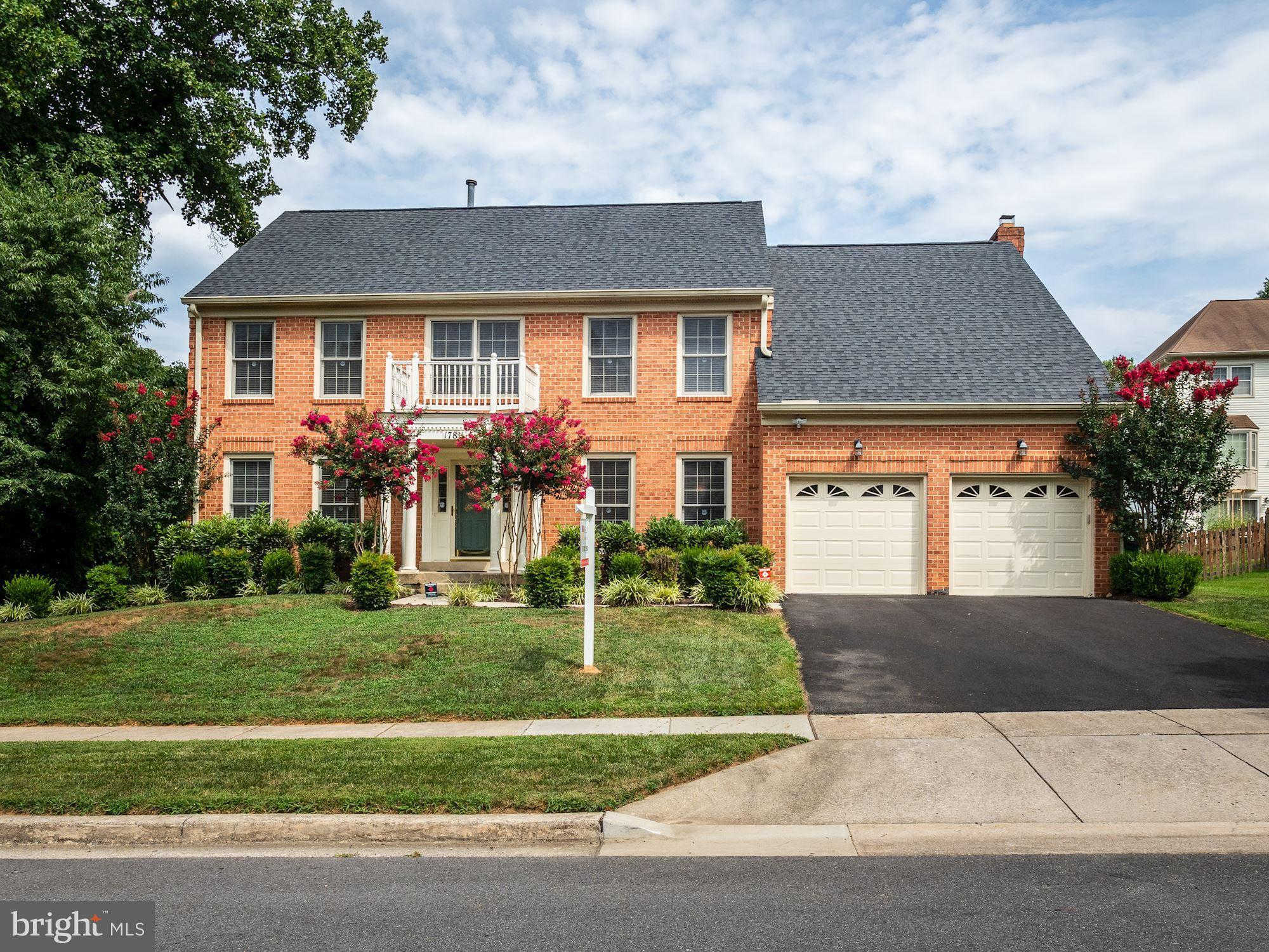 17811 Stoneridge Drive, North Potomac, MD 20878 is now new to the market!