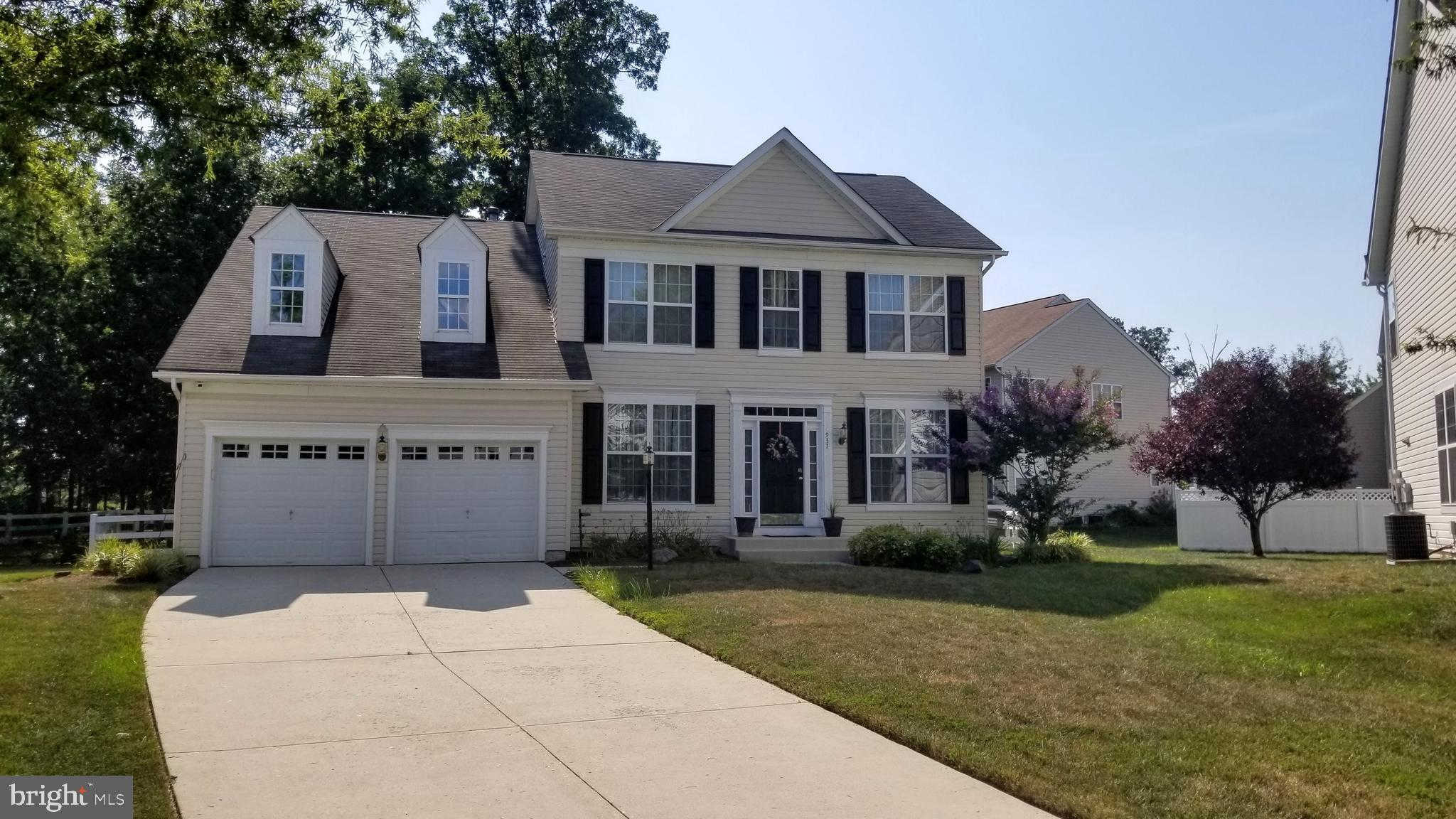 4937 Coronado Court, Waldorf, MD 20602 is now new to the market!