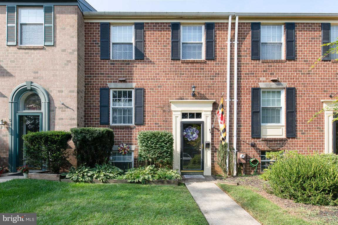 54 Blondell Court, Lutherville Timonium, MD 21093 now has a new price of $299,900!