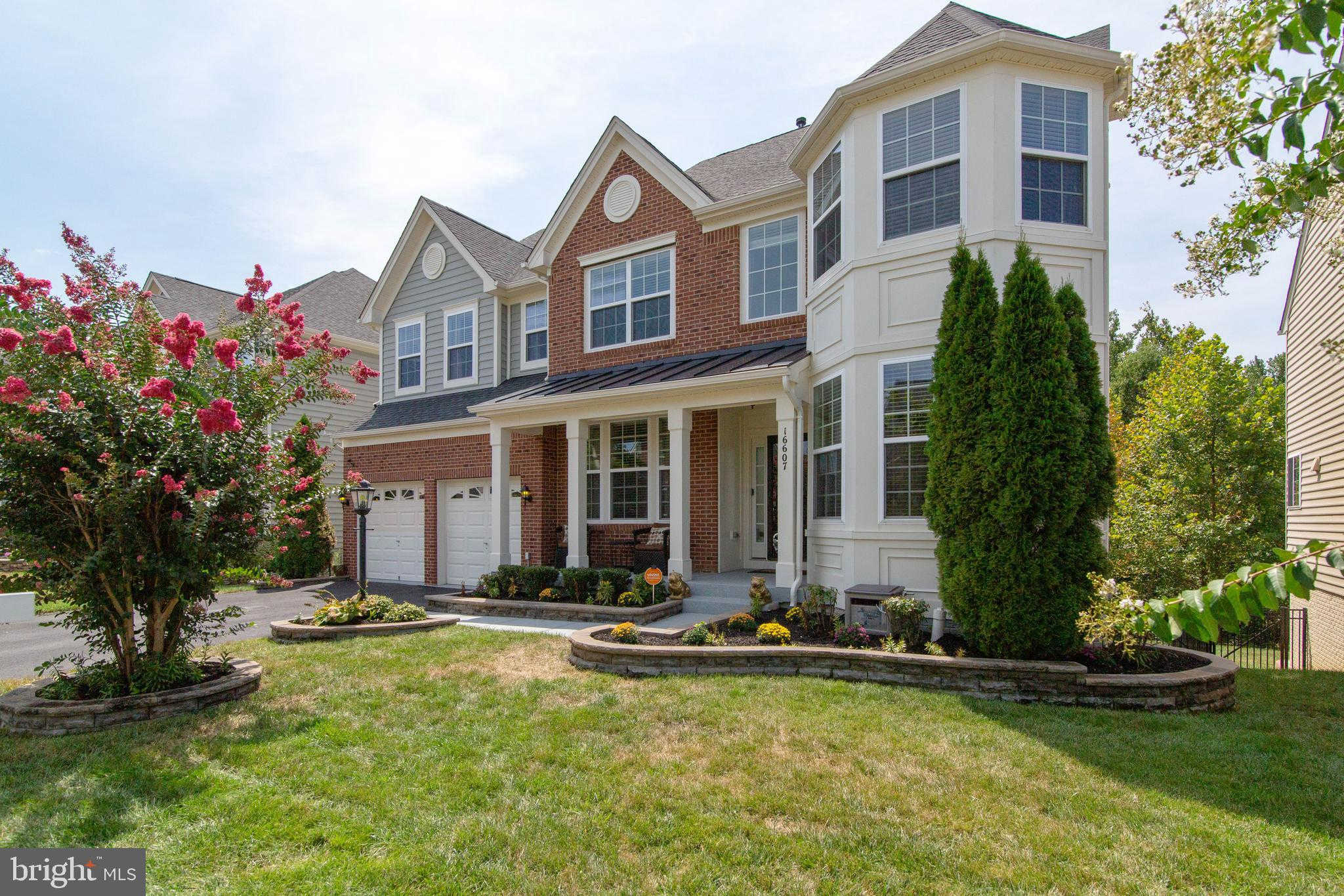 16607 Space More Circle, Woodbridge, VA 22191 is now new to the market!