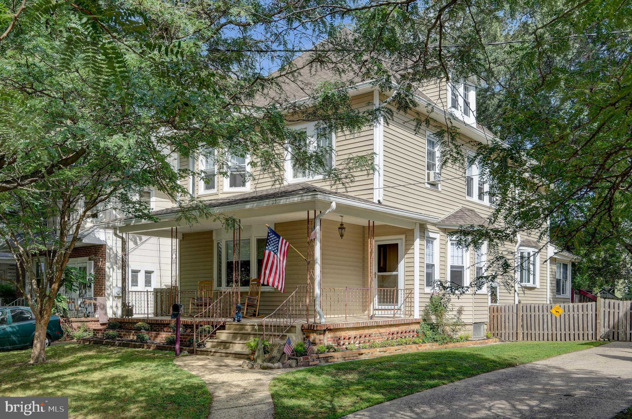 14 Crestmont Terrace, Collingswood, NJ 08108 now has a new price of $345,000!