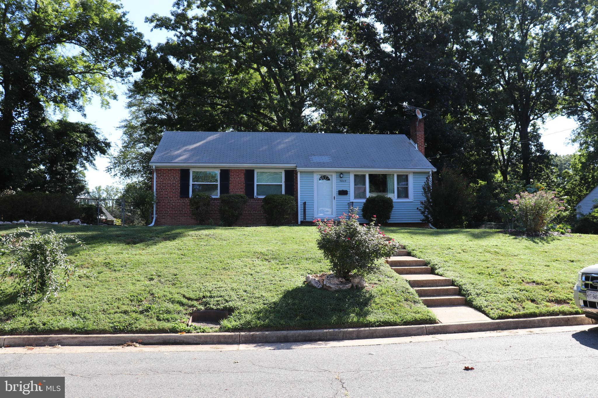 3809 Ridge Road, Annandale, VA 22003 is now new to the market!