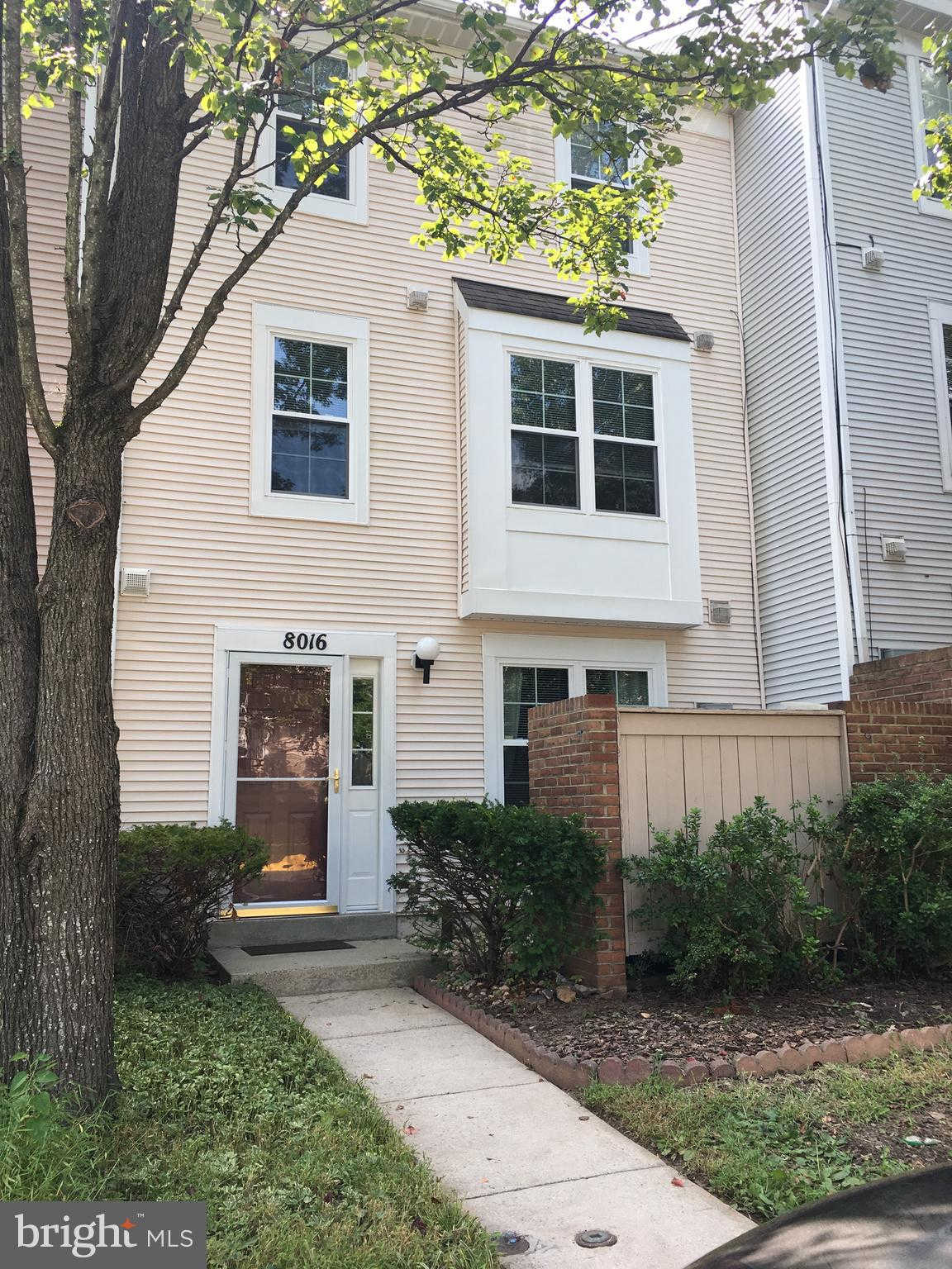 8016 Harbor Tree Way, Montgomery Village, MD 20886 now has a new price of $259,000!