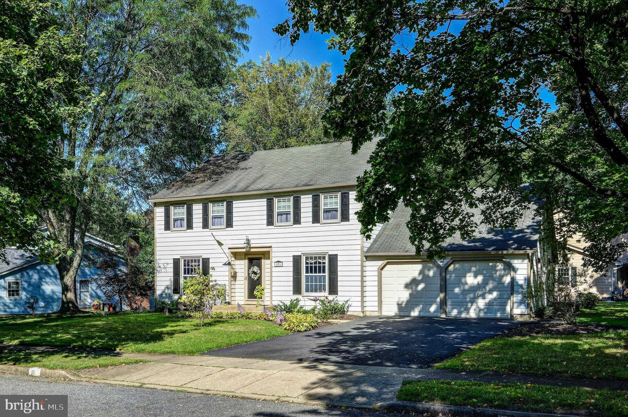 521 Guyer Drive, Haddon Heights, NJ 08035 now has a new price of $410,000!