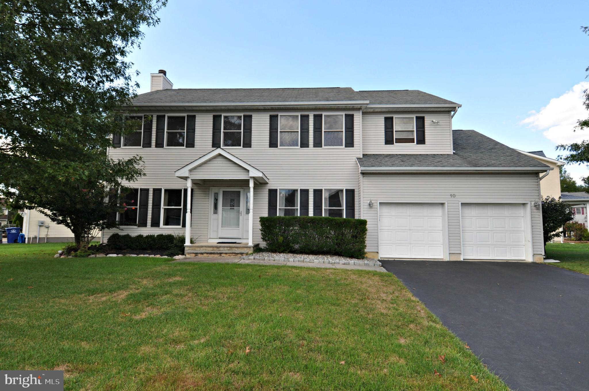 10 Old Forge Drive, Pemberton, NJ 08068 is now new to the market!