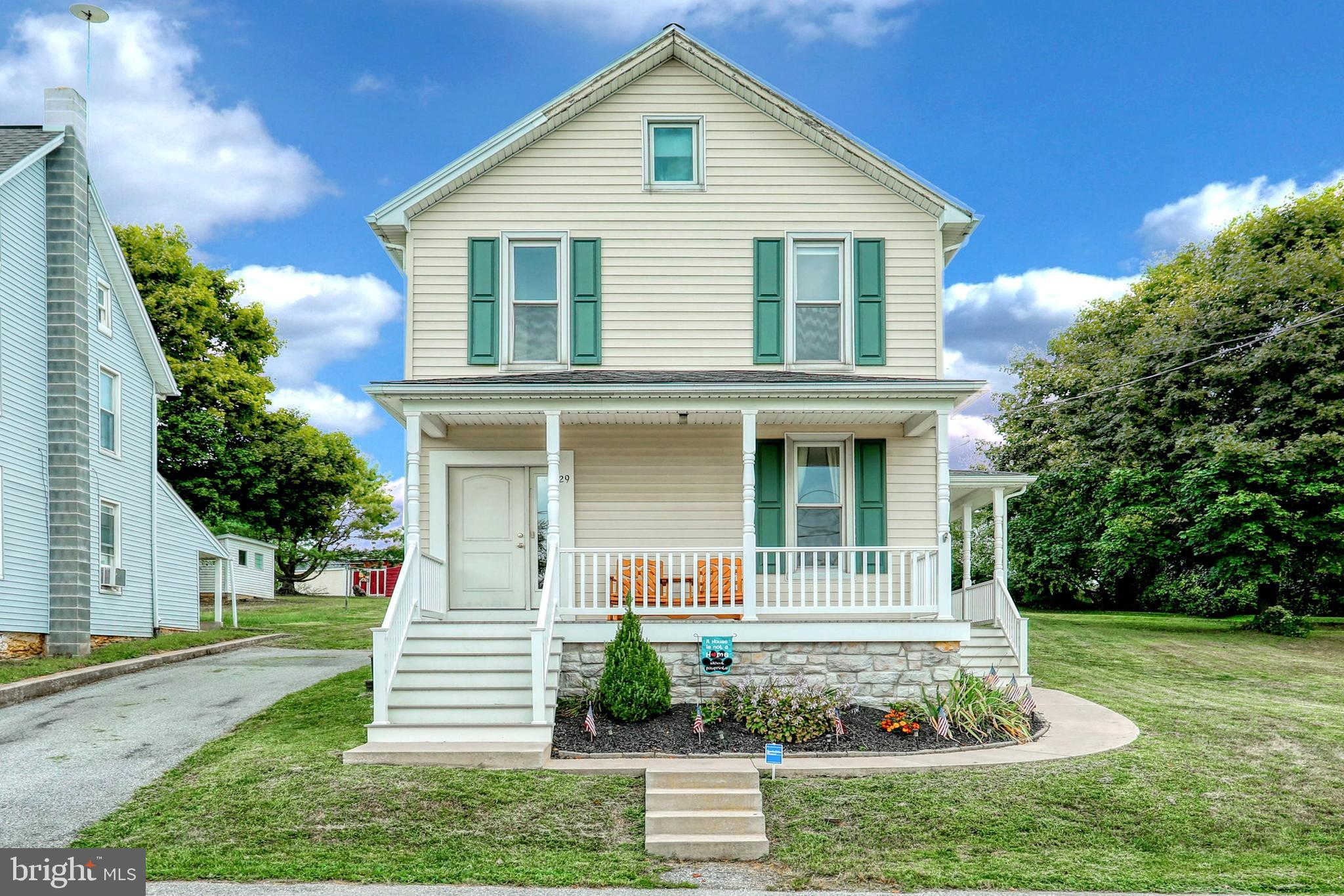 Another Property Sold - 29 High Street, Stewartstown, PA 17363