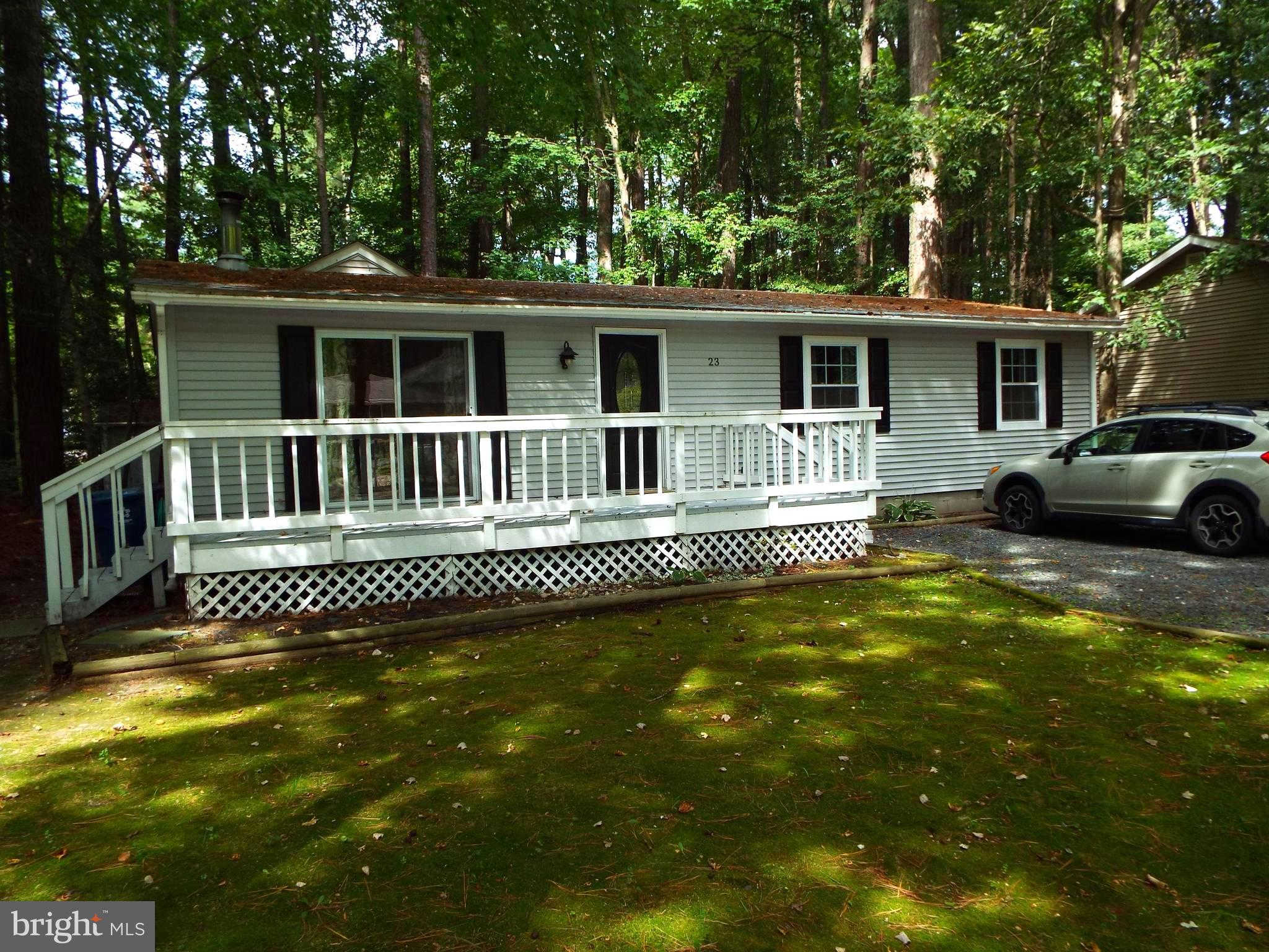 23 Falcon Bridge Road, Berlin, MD 21811 is now new to the market!