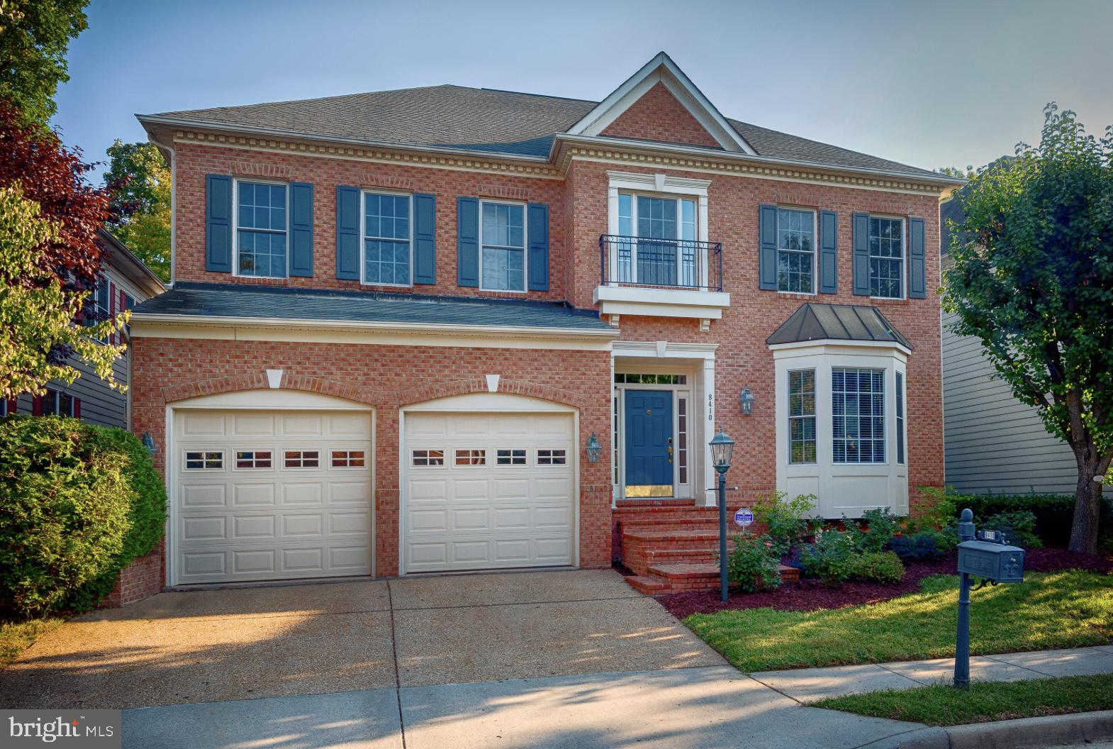 8410 Tysons Trace Court, Vienna, VA 22182 now has a new price of $1,146,000!