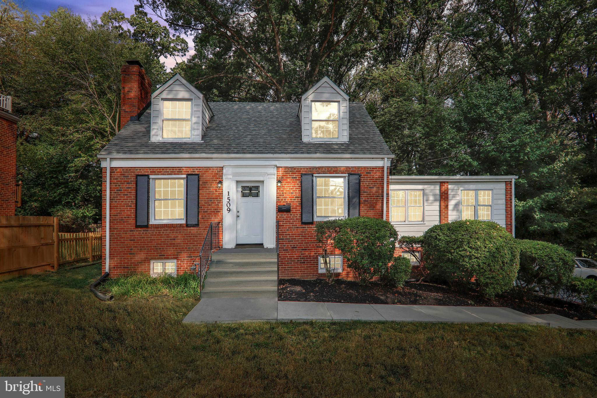 1509 Forest Glen Road, Silver Spring, MD 20910 is now new to the market!