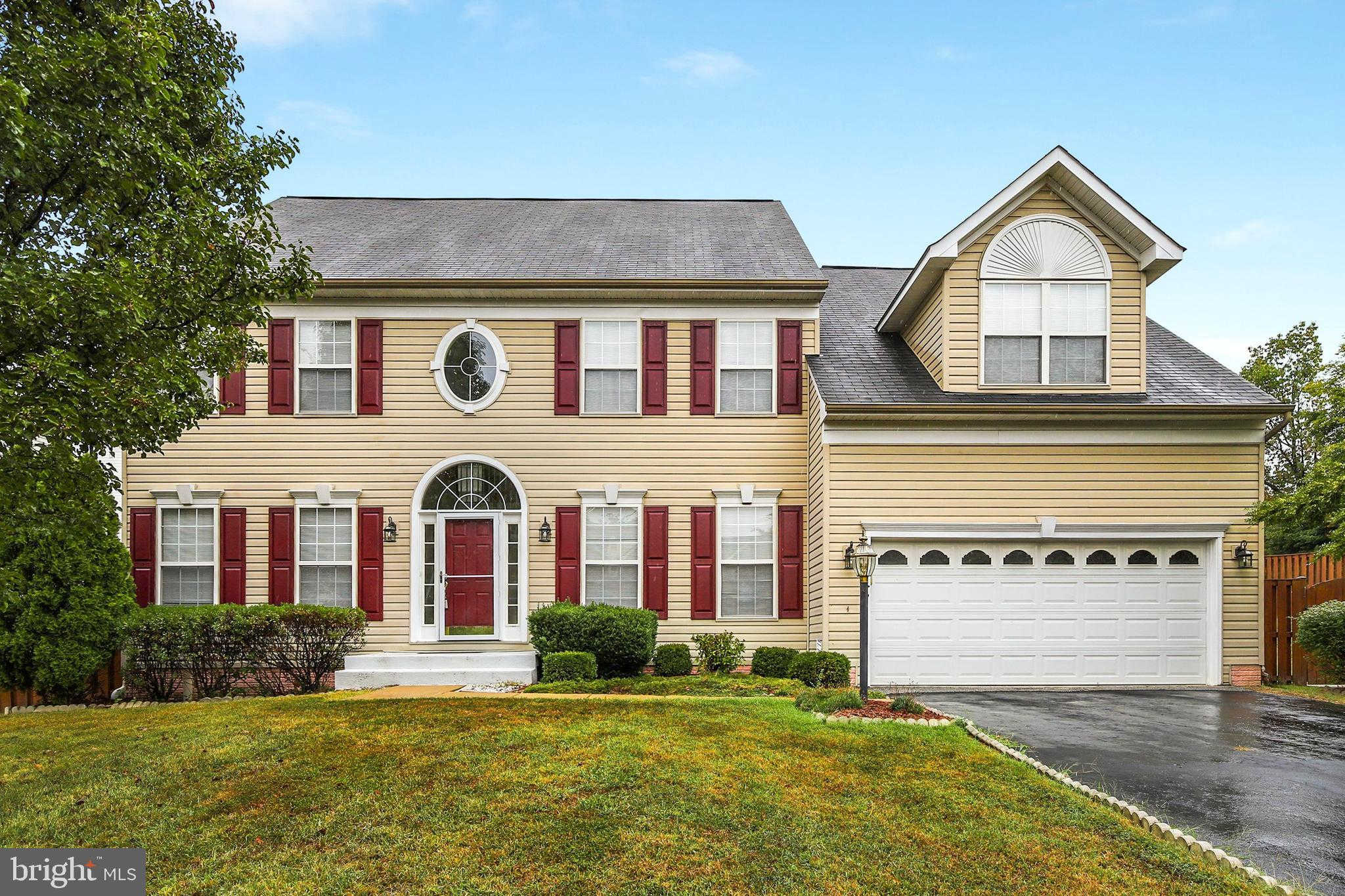 Another Property Sold - 3500 Lacebark Elm Court, Woodbridge, VA 22192