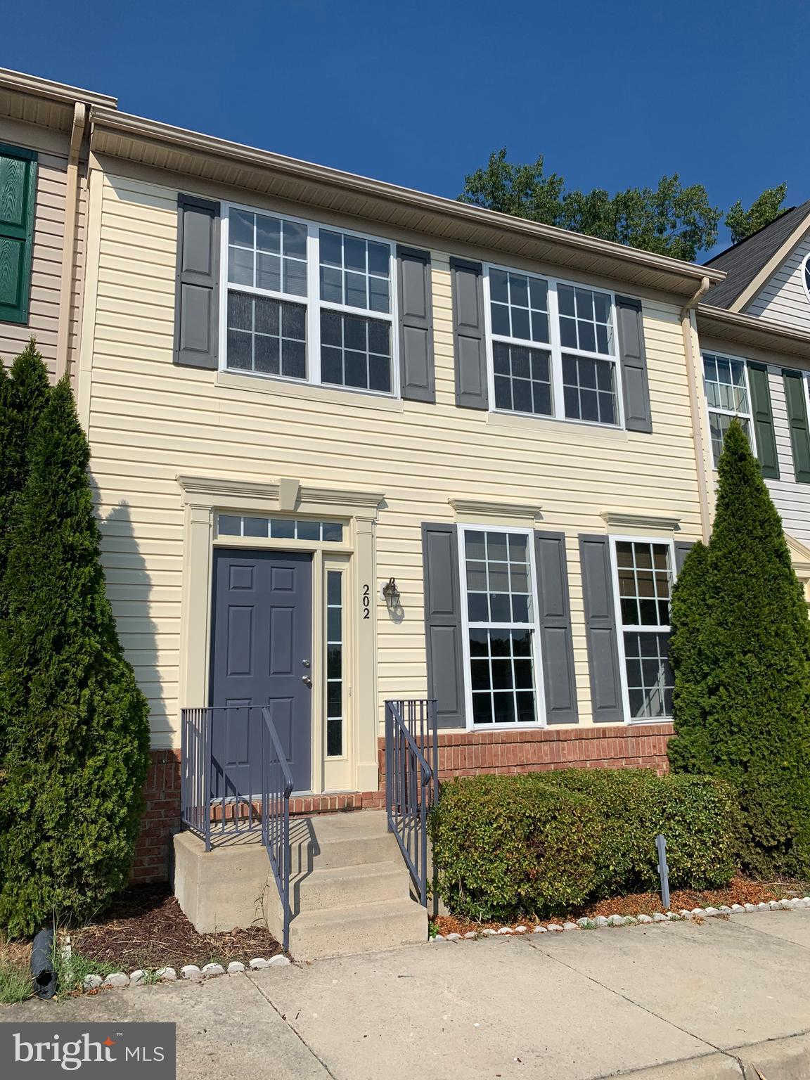 202 Terrace Drive, Stafford, VA 22554 is now new to the market!
